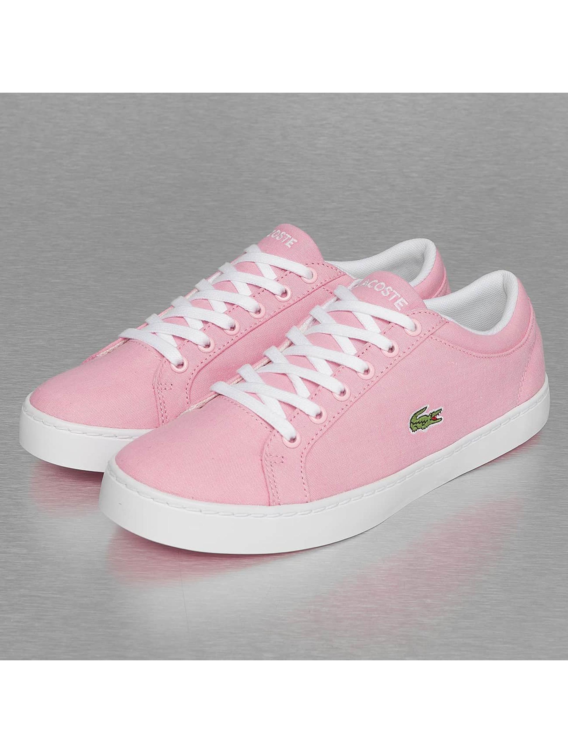 Lacoste schoen / sneaker Straightset Lace 117 3 CAJ in pink