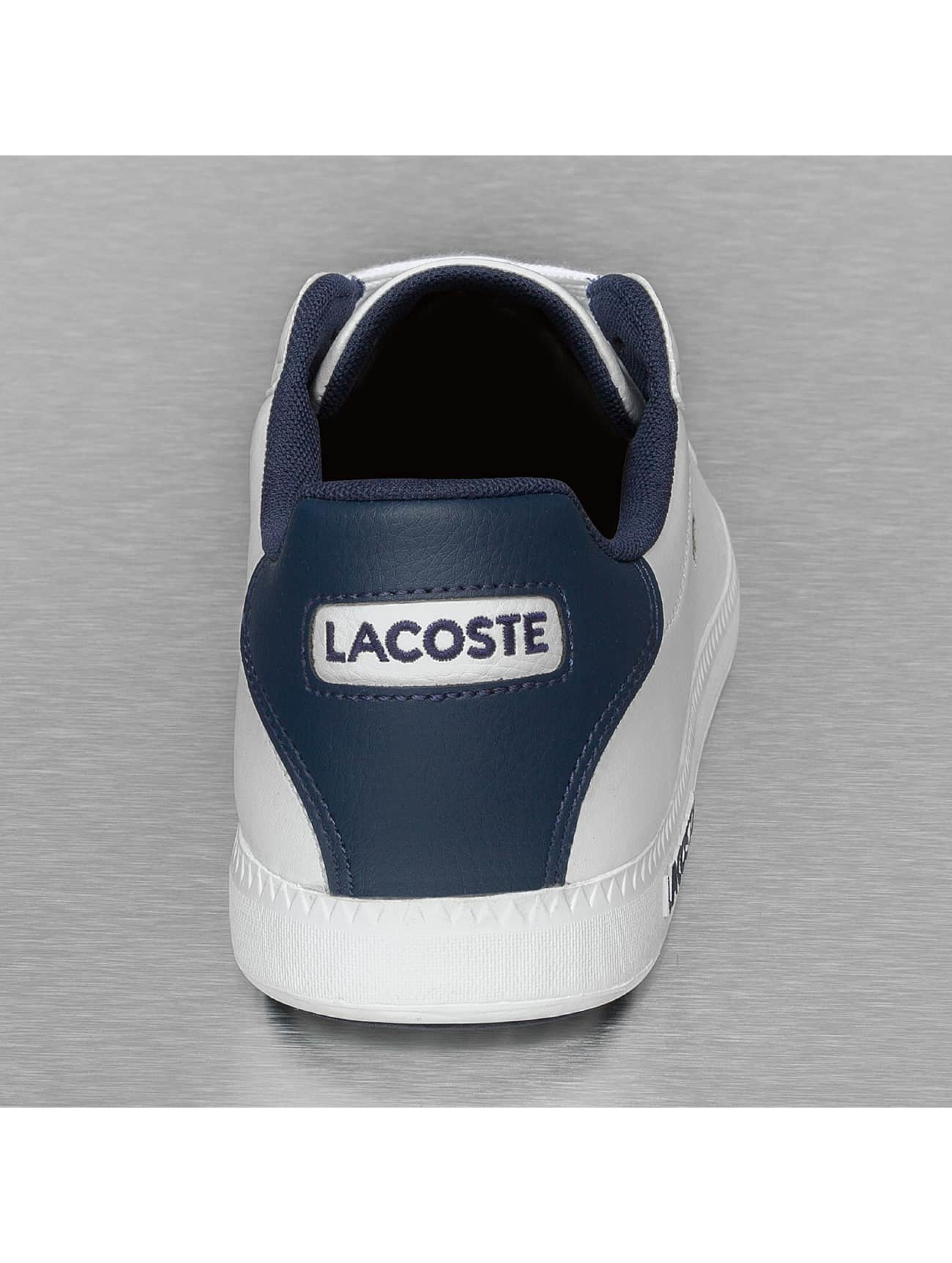 Lacoste sneaker Graduate LCR3 SPM wit