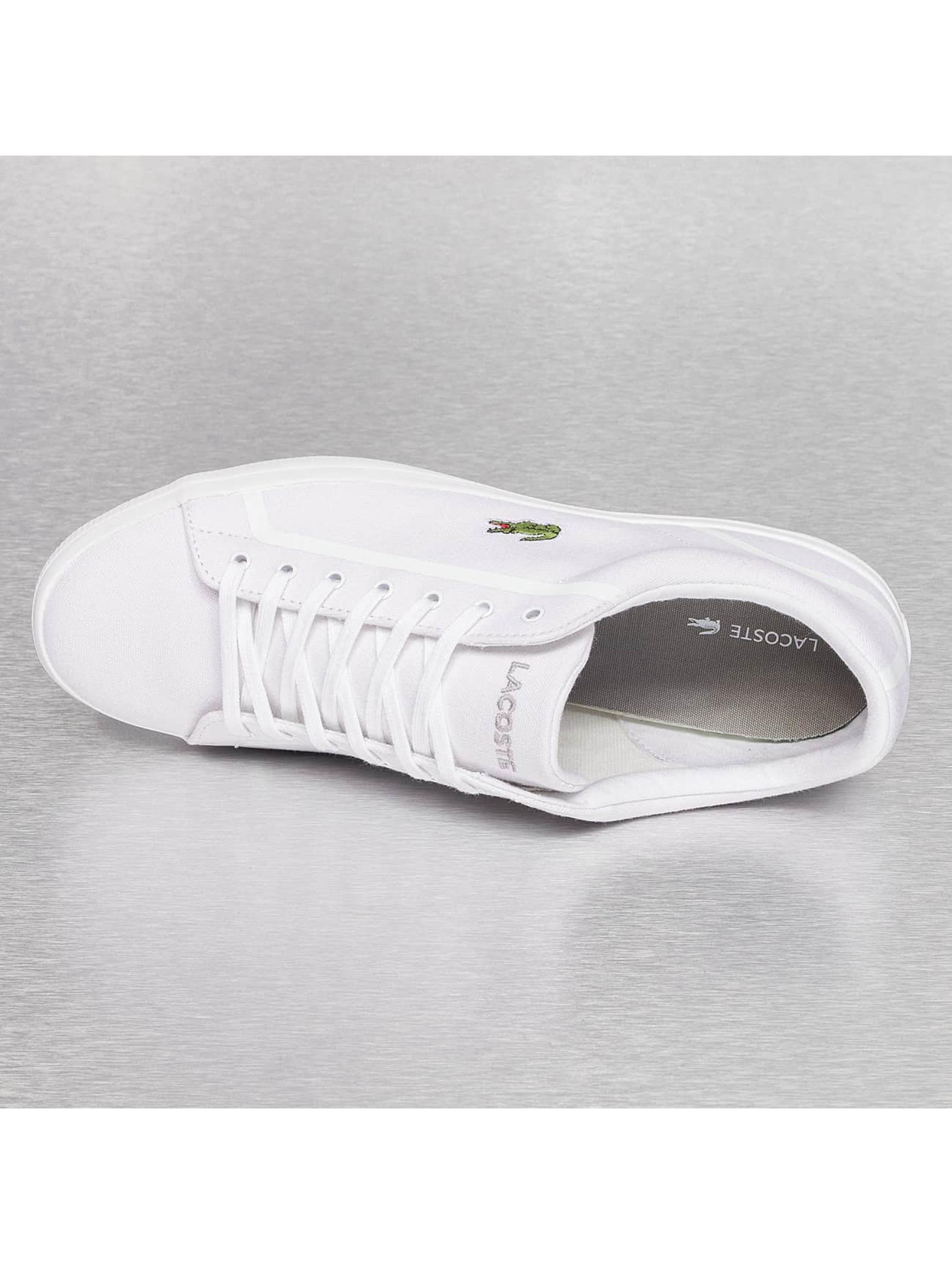 Lacoste sneaker Lerond 216 1 SPM wit