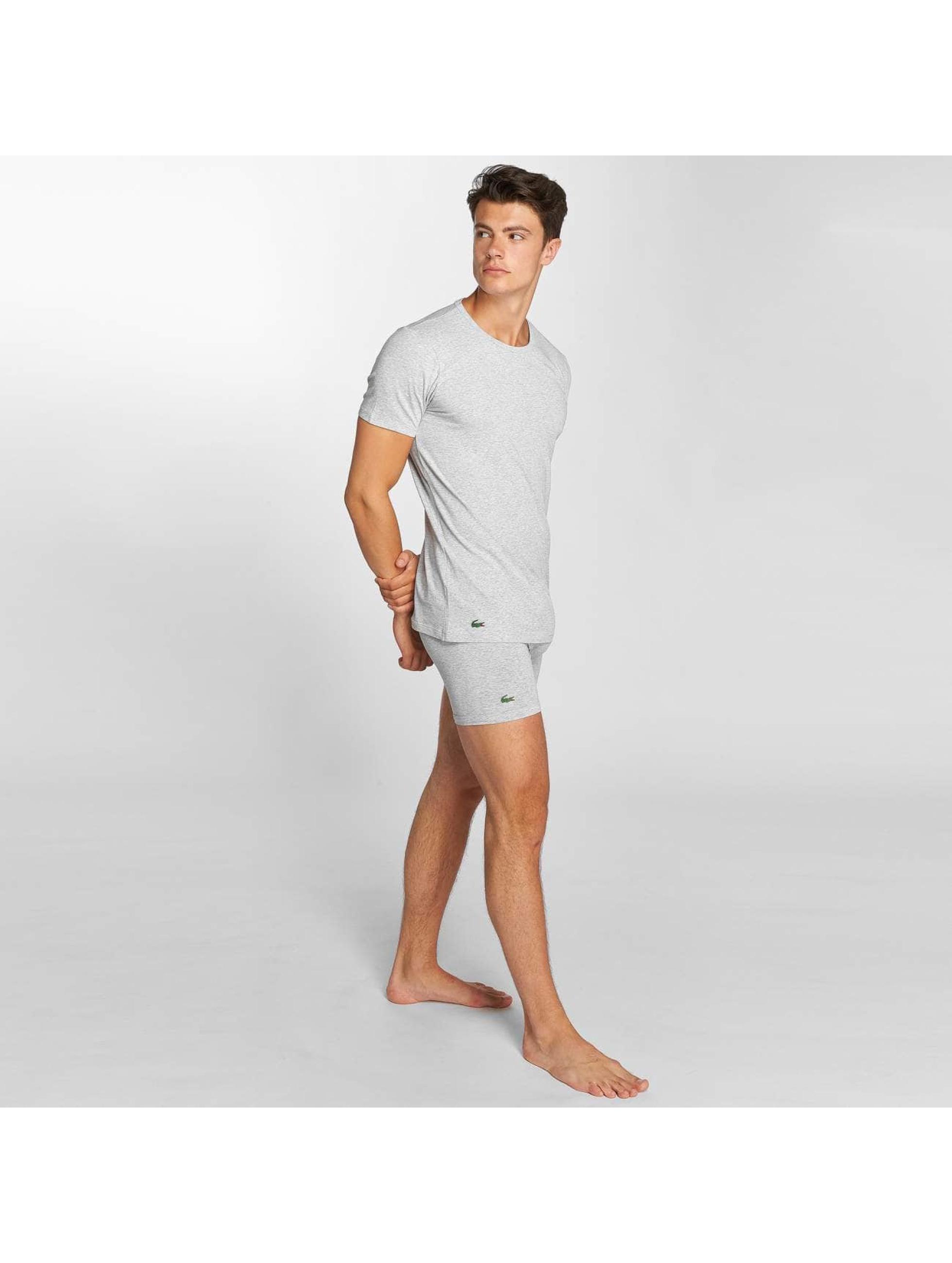 Lacoste T-Shirt 2-Pack C/N gris