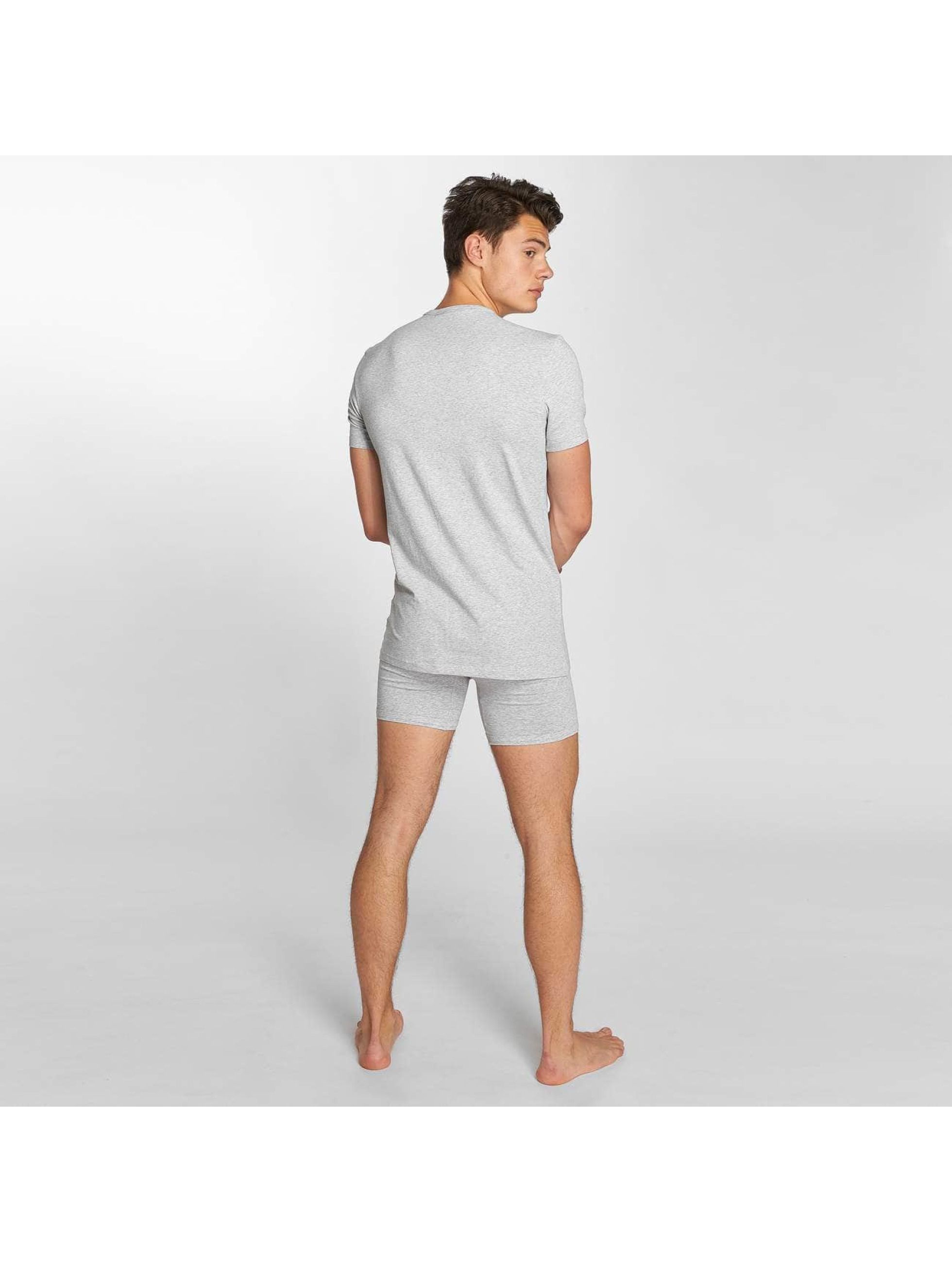 Lacoste T-Shirt 2-Pack V/N gris