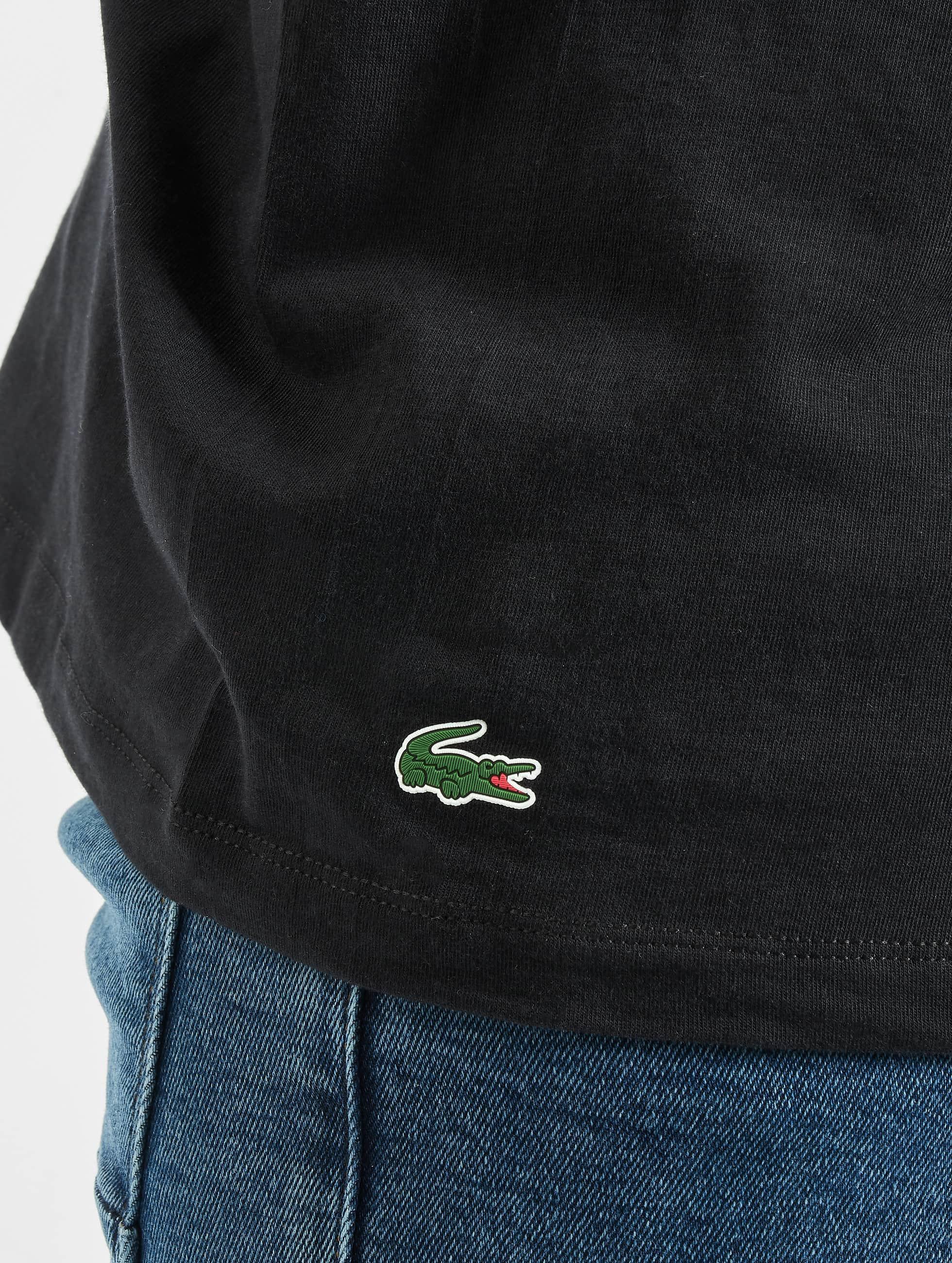 Lacoste T-Shirt 2-Pack C/N noir