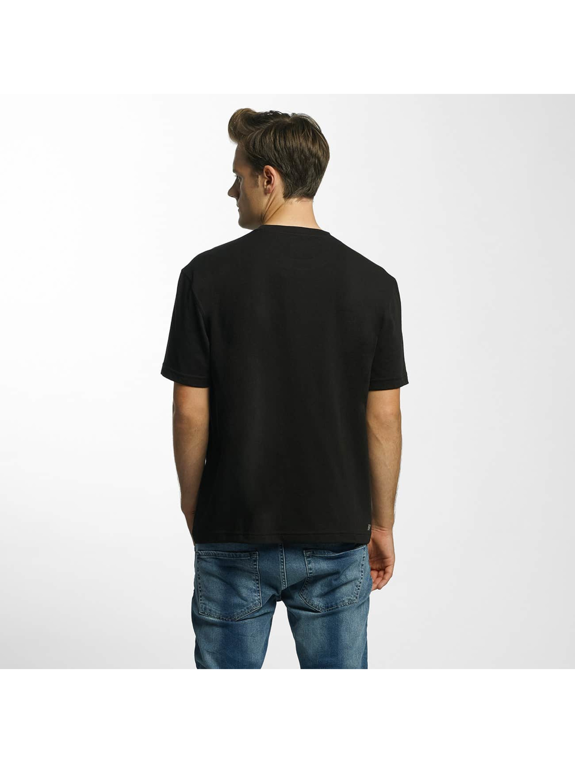 lacoste herren t shirt sport in schwarz 352865. Black Bedroom Furniture Sets. Home Design Ideas