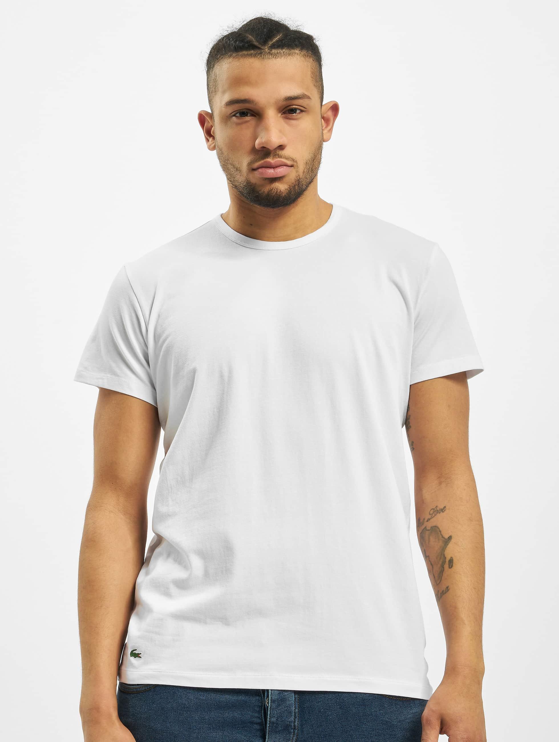 Lacoste T-Shirt 2-Pack C/N weiß