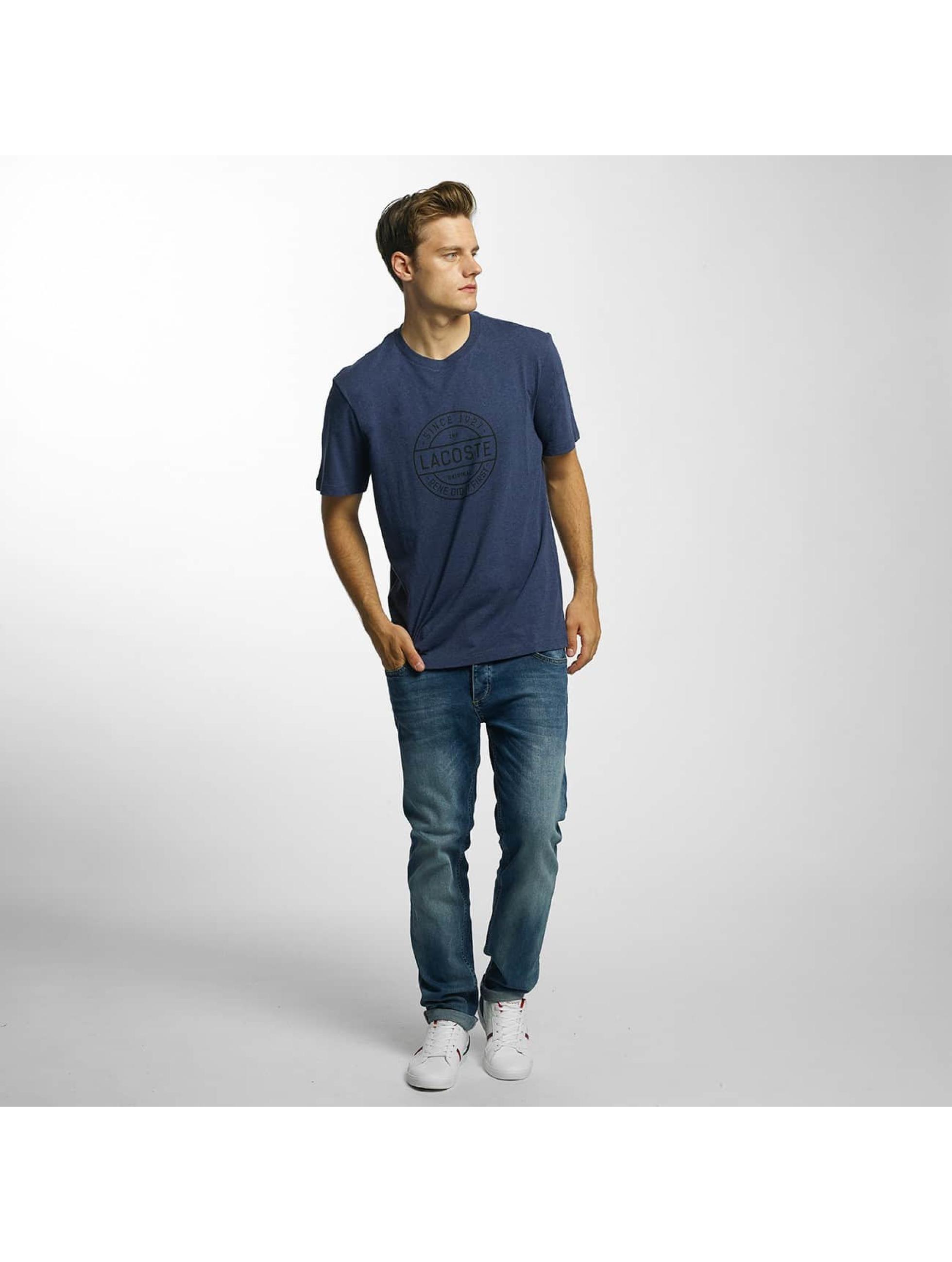 Lacoste T-Shirty Original niebieski