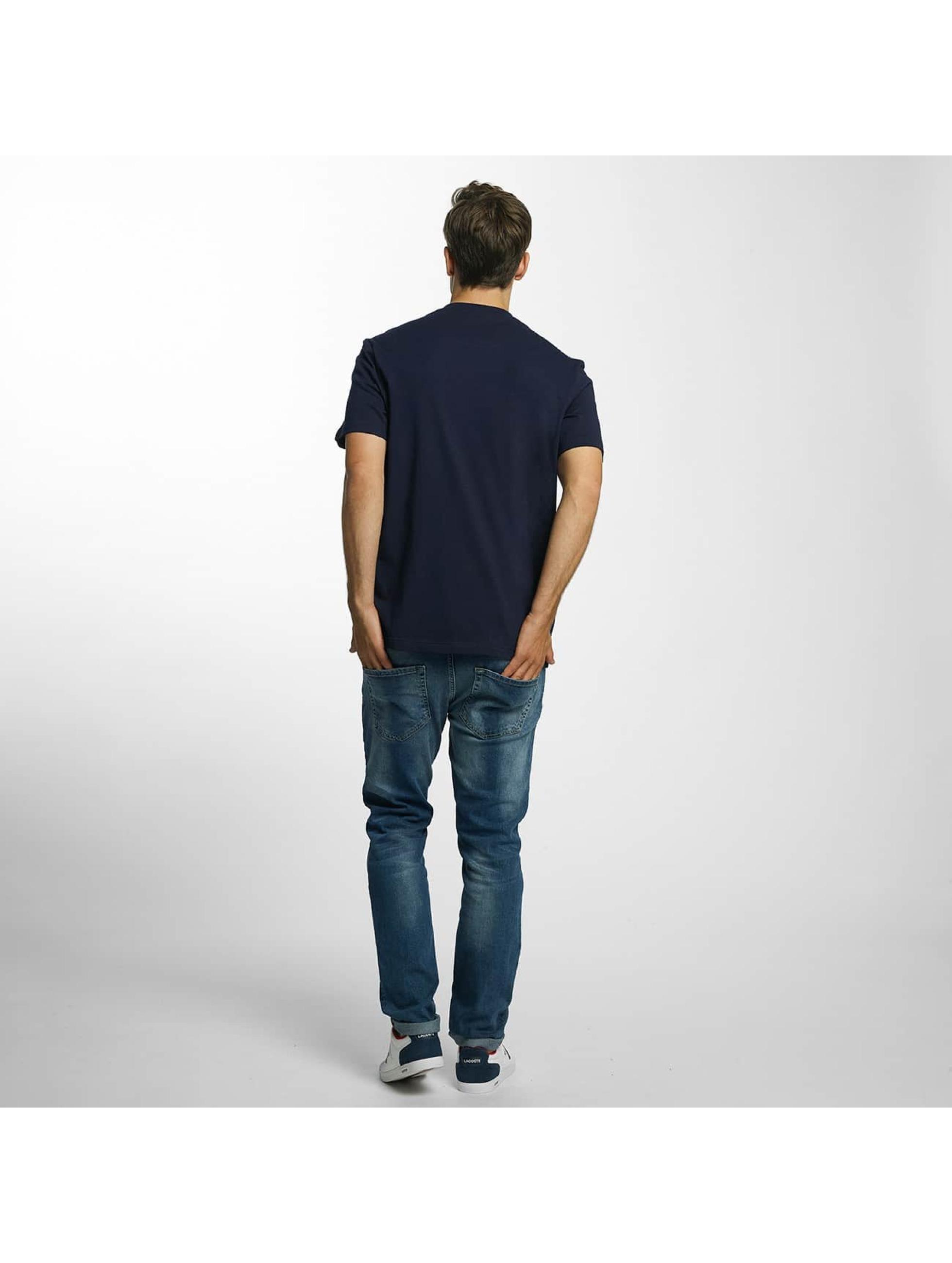 Lacoste T-skjorter Original blå