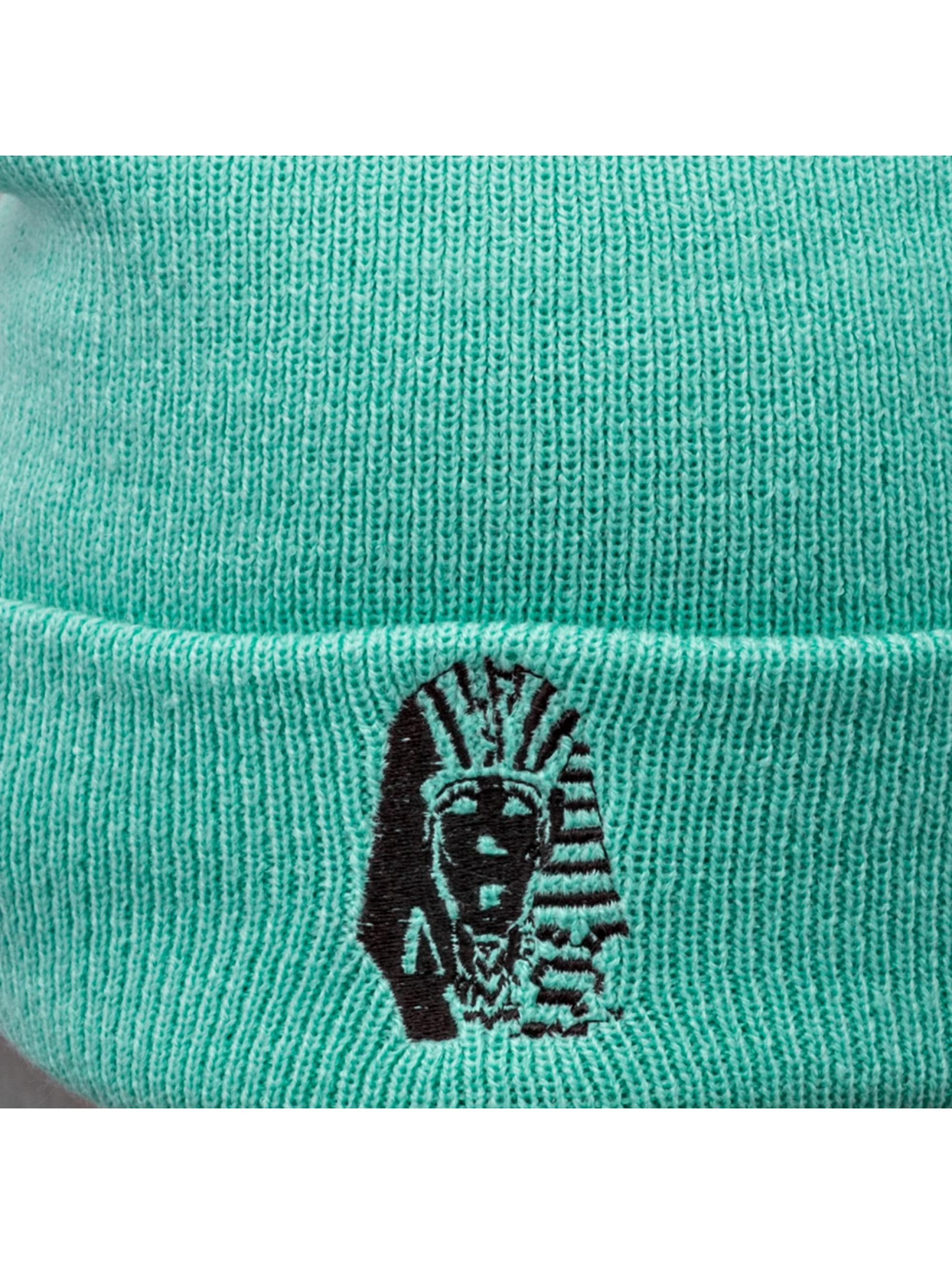 Last Kings Beanie Pharoh turquois