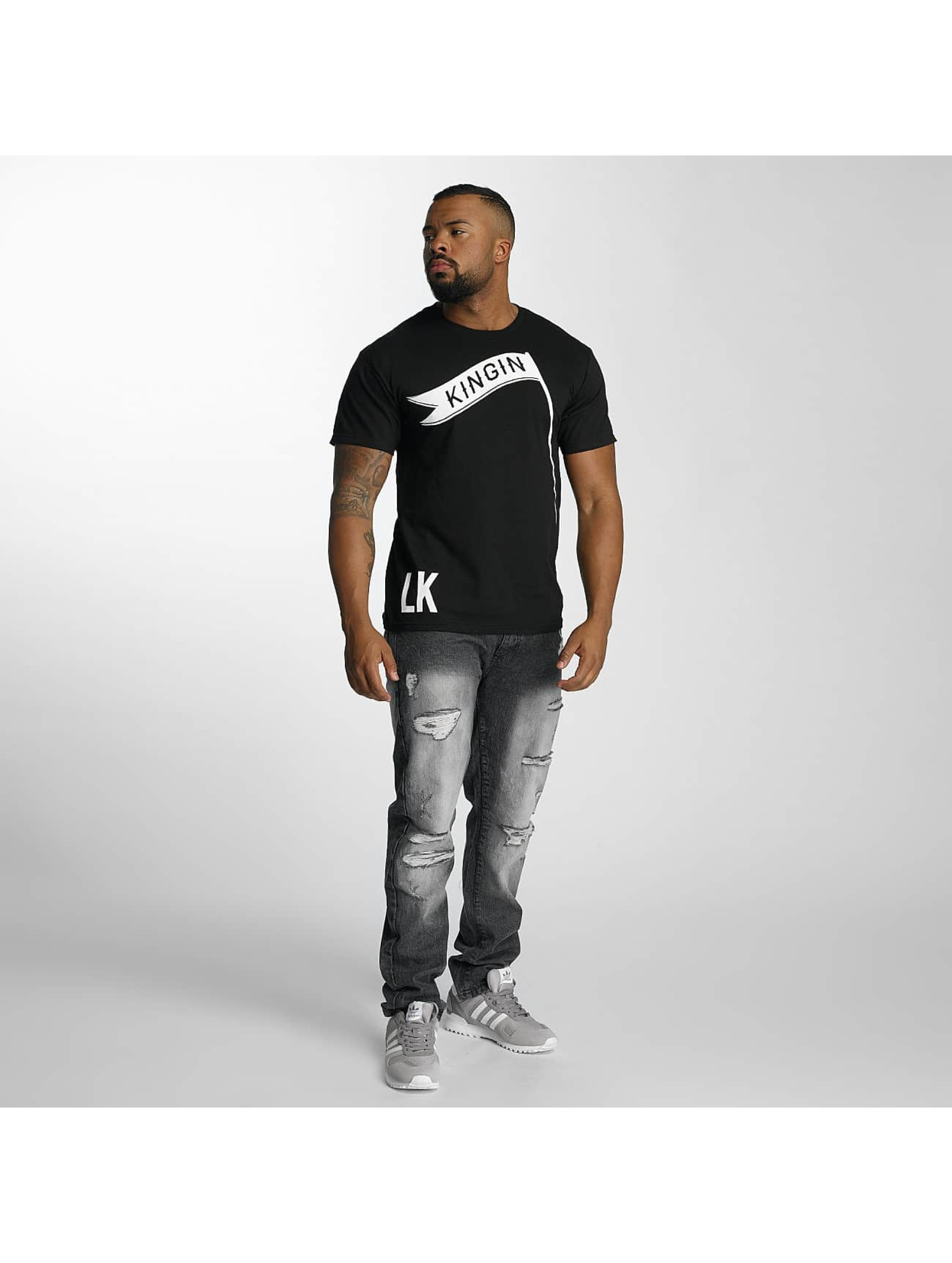 Last Kings Camiseta Flag negro