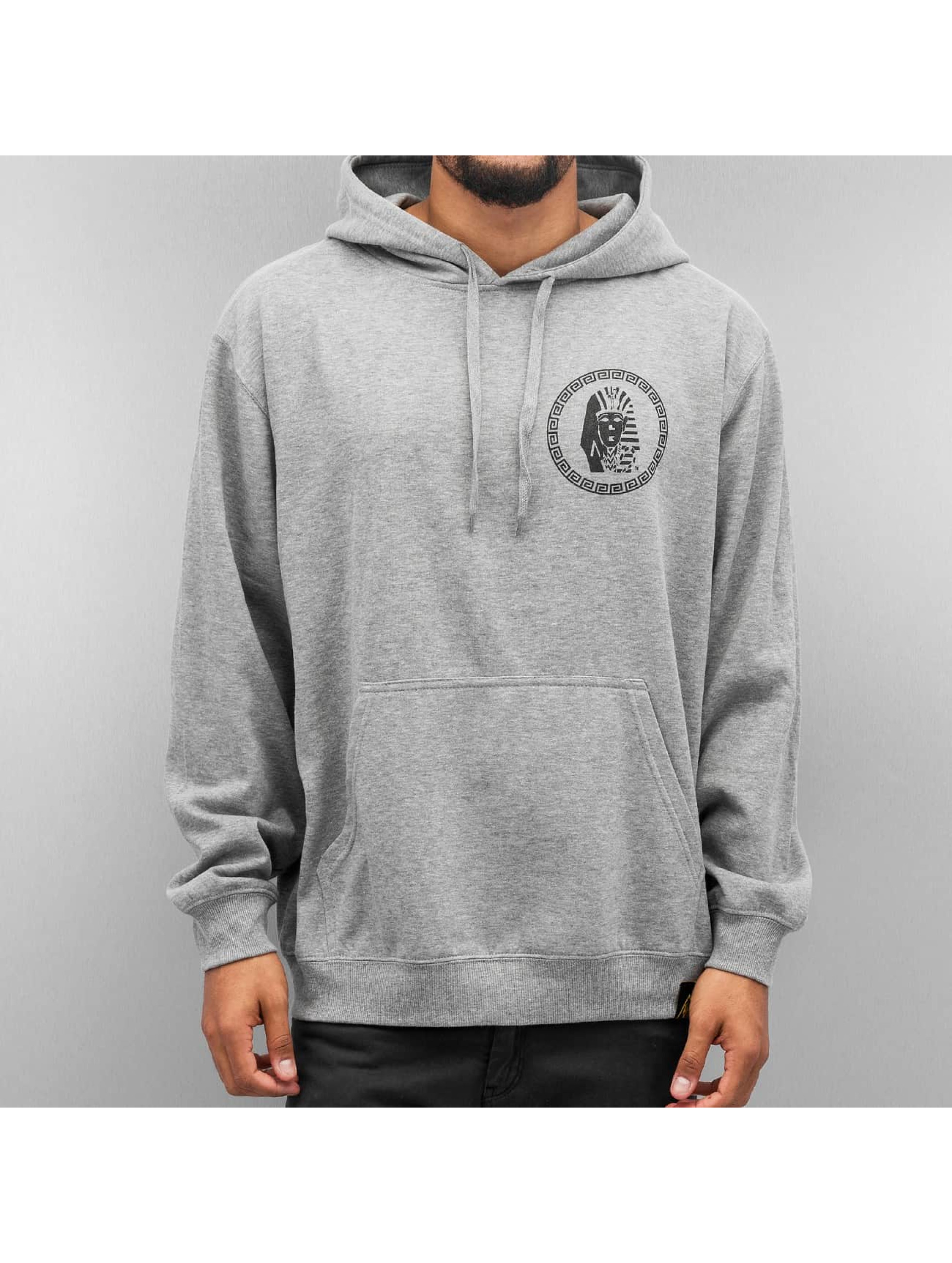 Last Kings Hoody Enemy grau