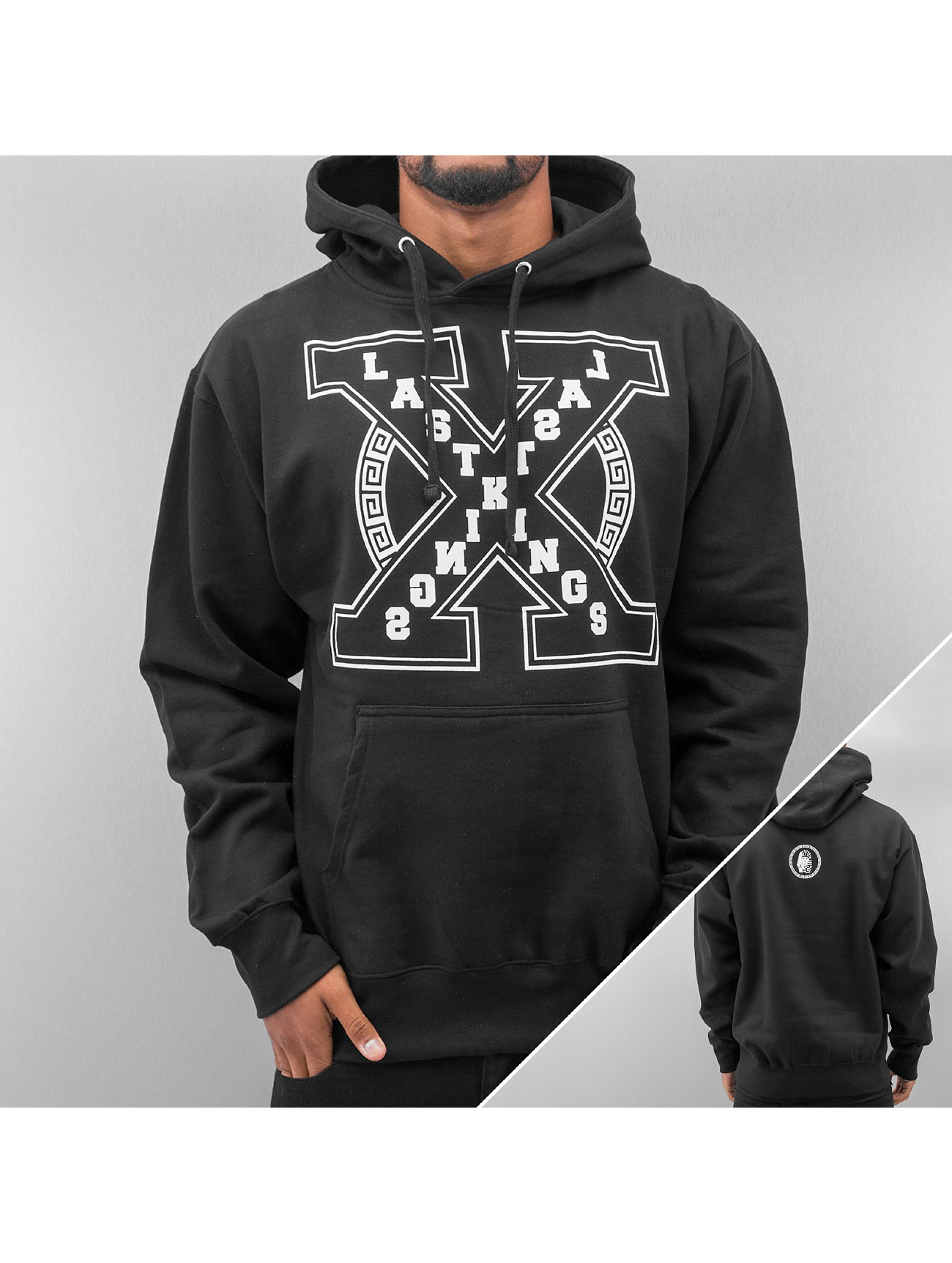 Last Kings Hoody X-Men schwarz