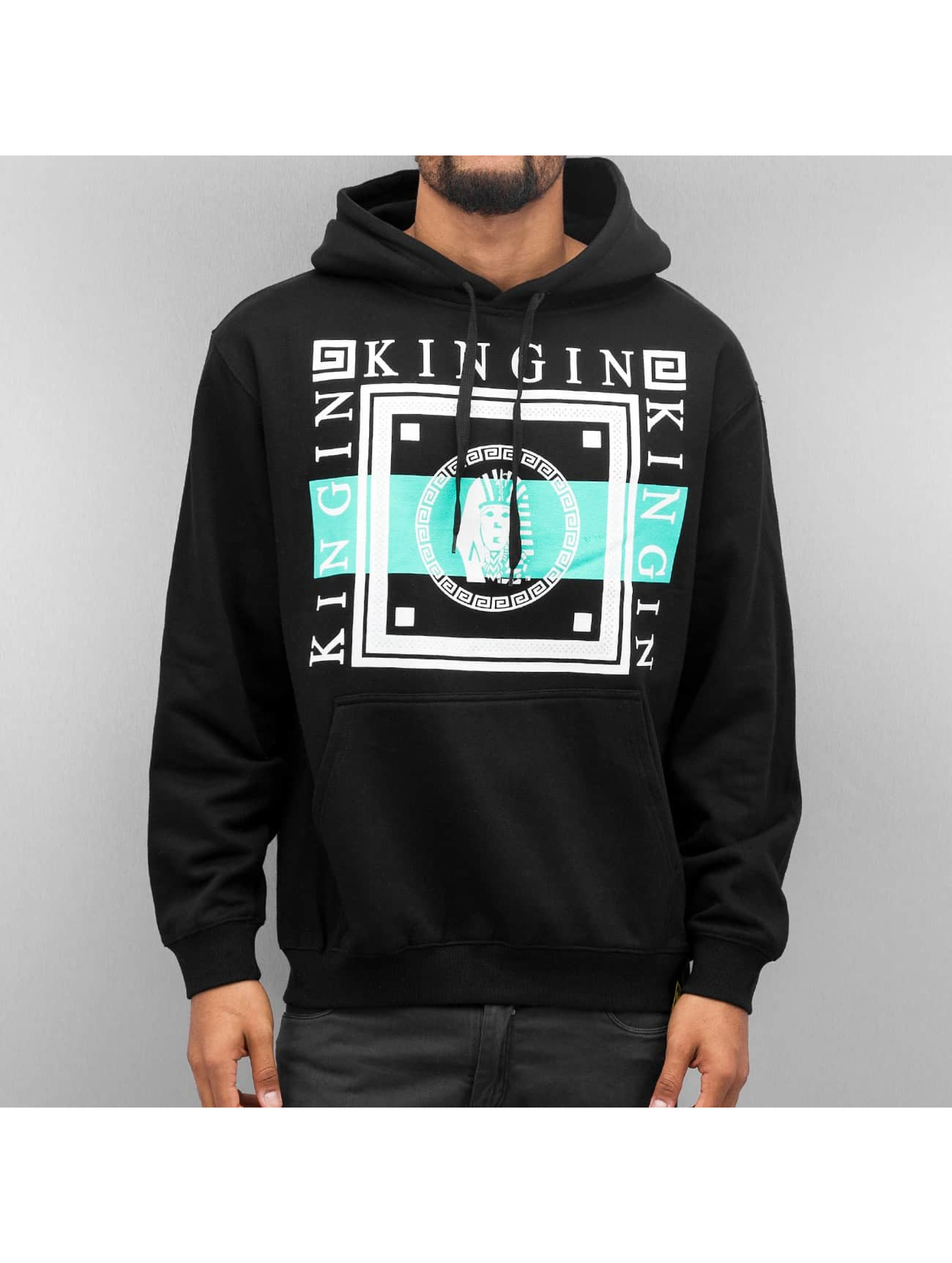 Last Kings Hoody Walls zwart