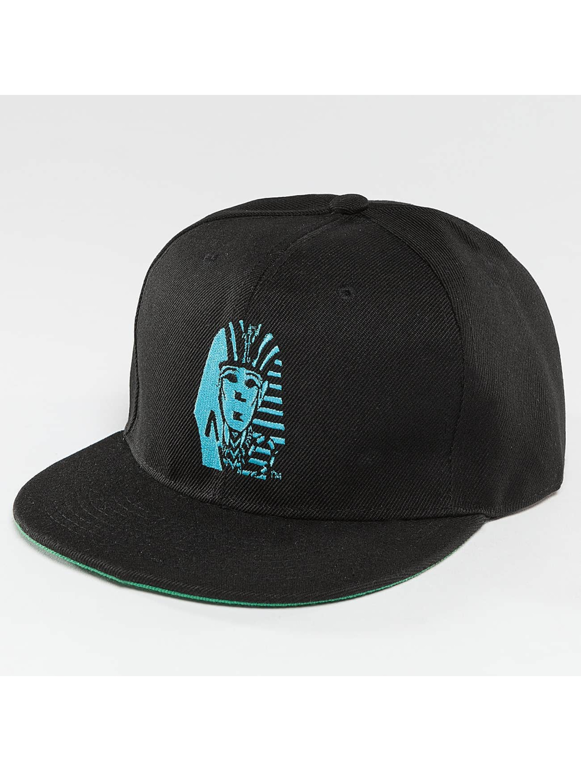 Last Kings Snapback Caps Pharaoh svart