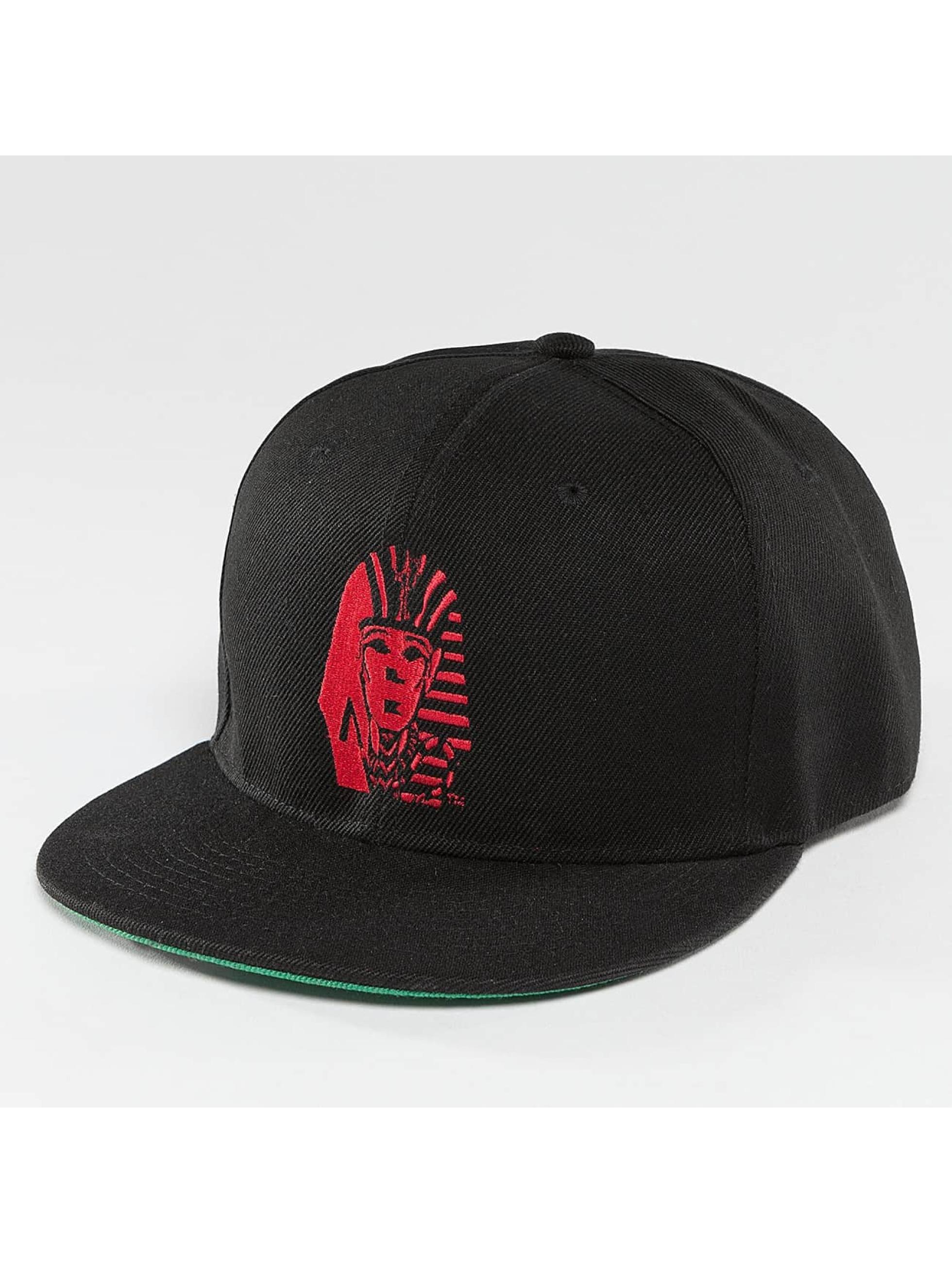 Last Kings Snapback Caps Pharaoh svart