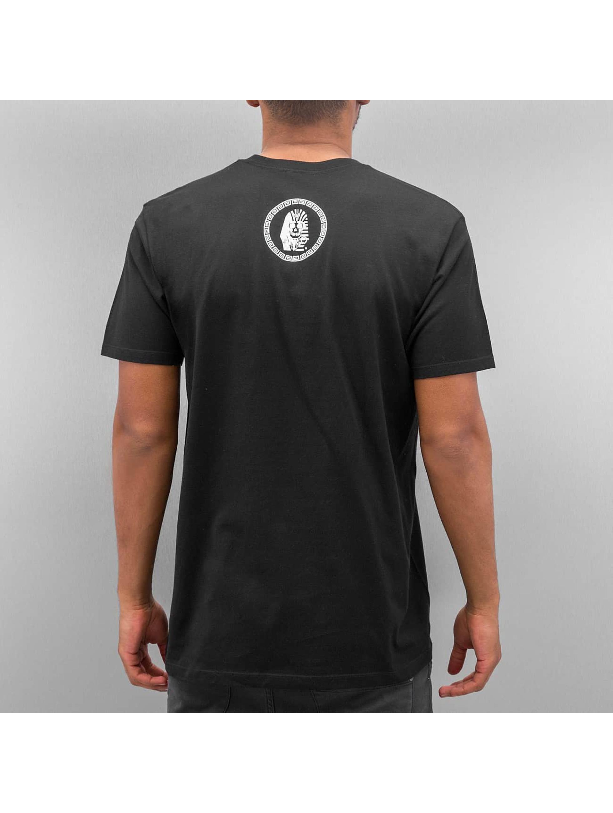 Last Kings T-Shirt Hustle Hard black
