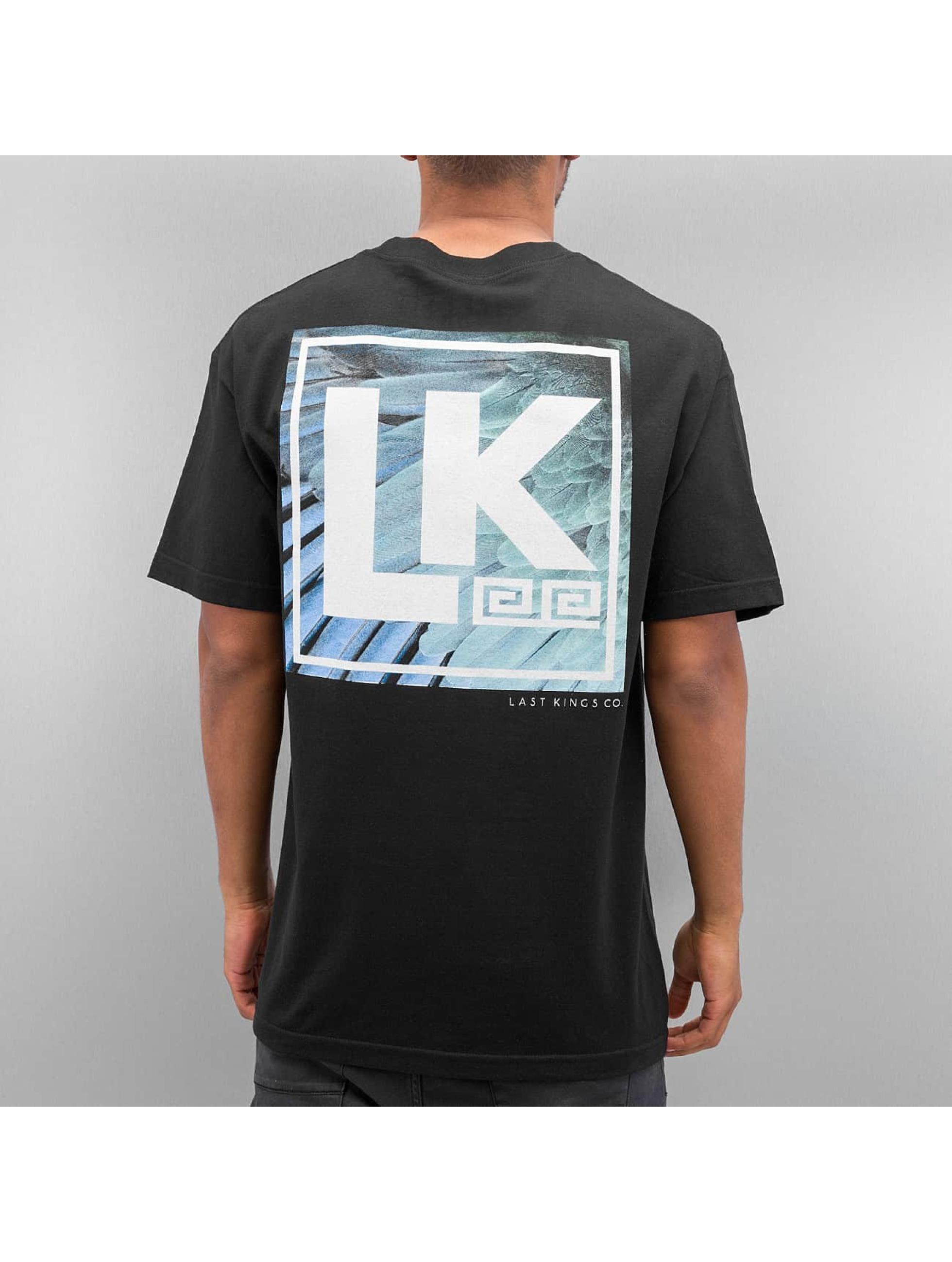 Last Kings T-shirt King Me nero