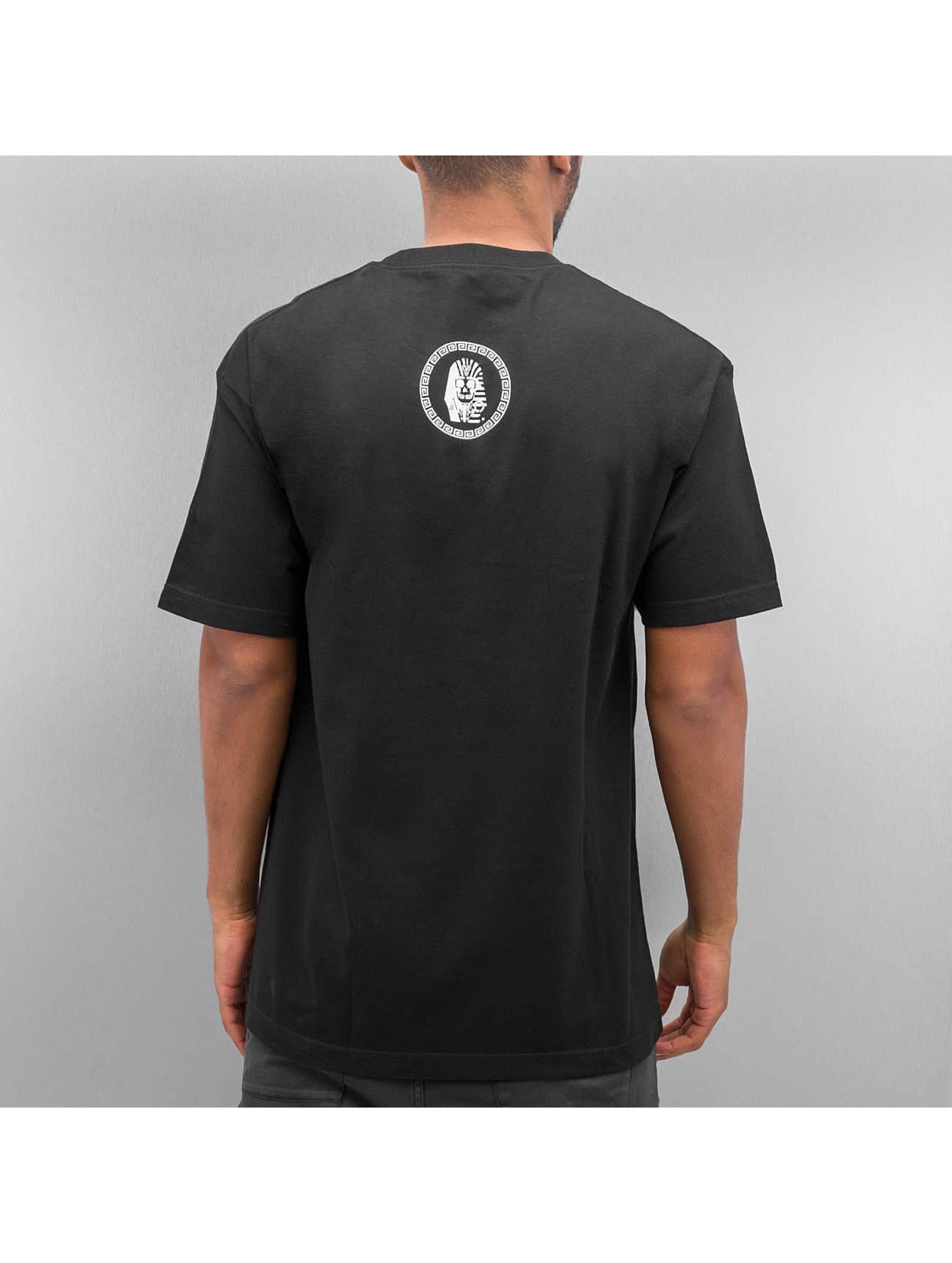 Last Kings T-shirt Foral nero