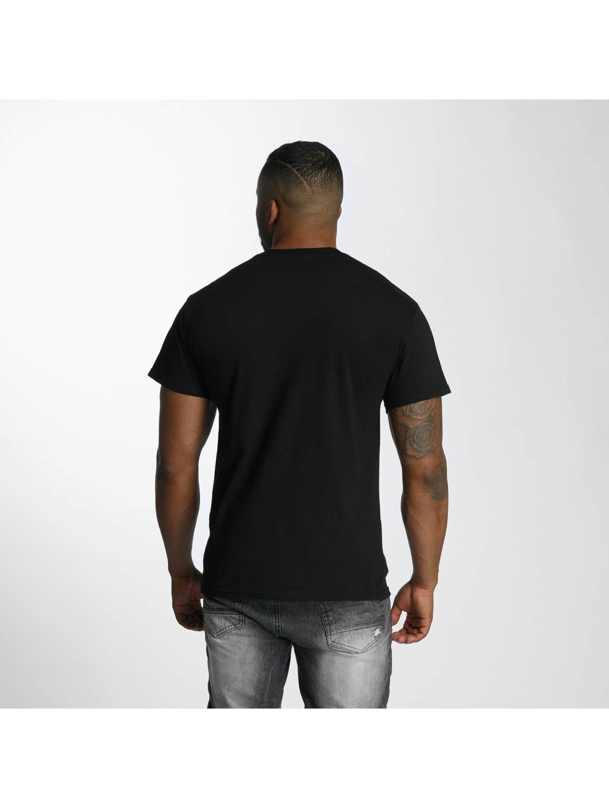 Last Kings T-shirt Flag nero