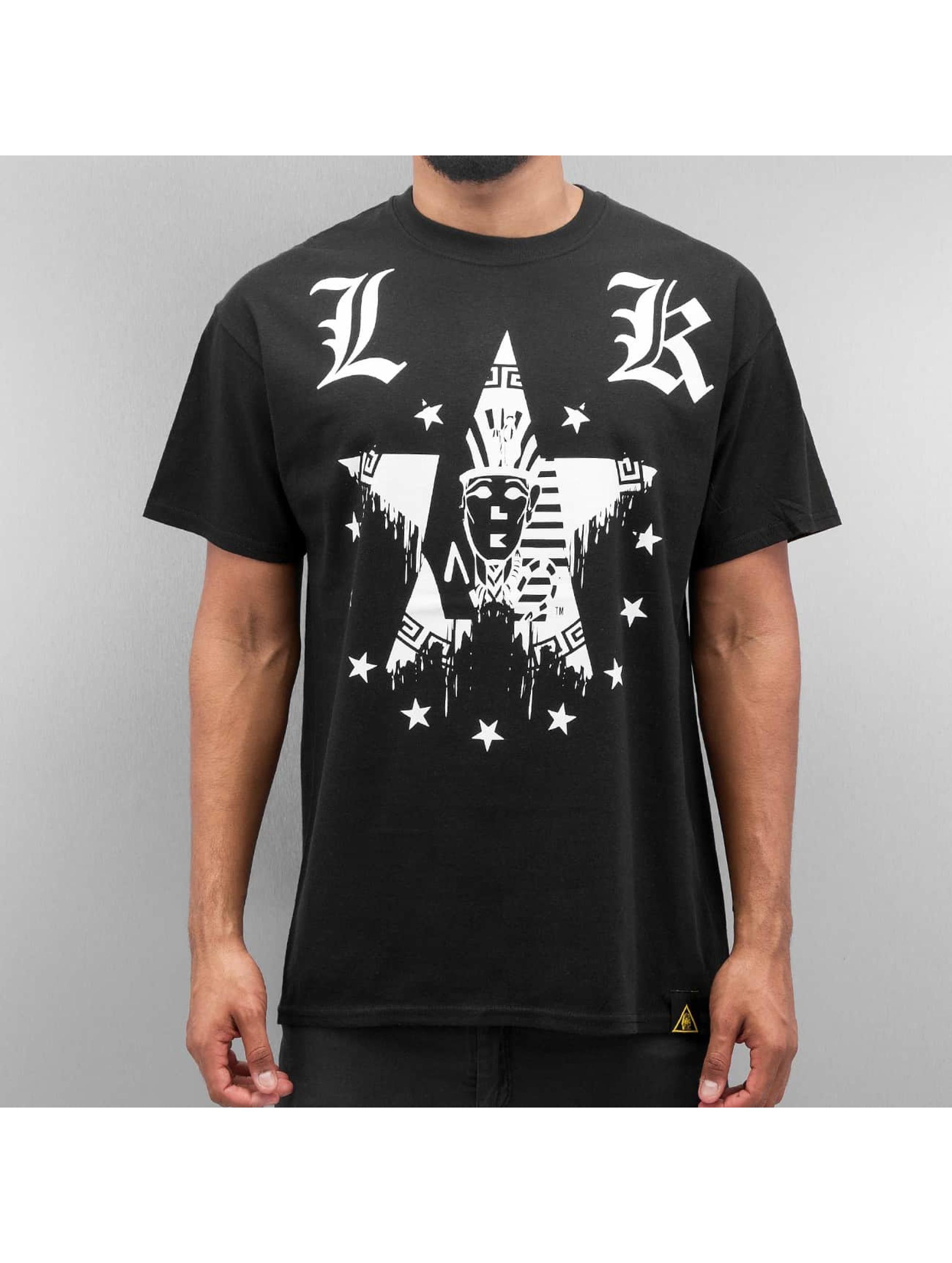 Last Kings T-Shirt Pharoah Star noir