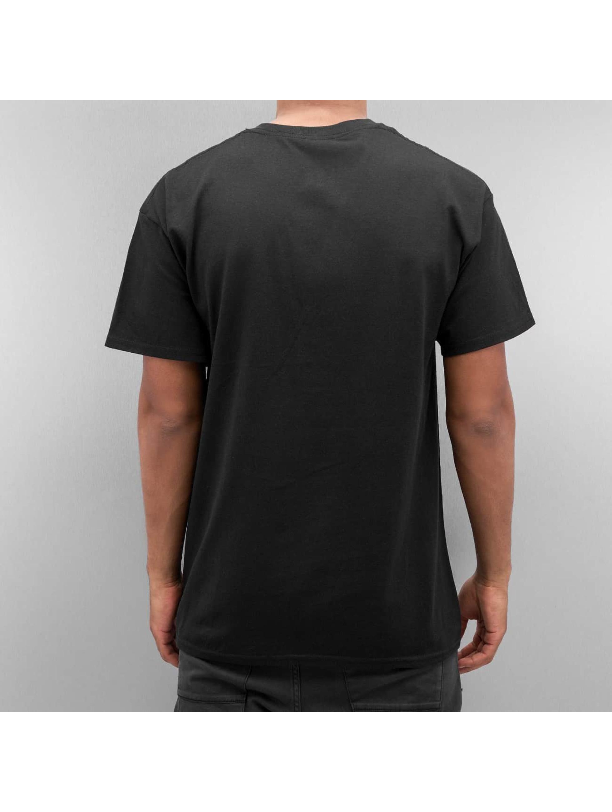 Last Kings T-Shirt Lost Cat schwarz