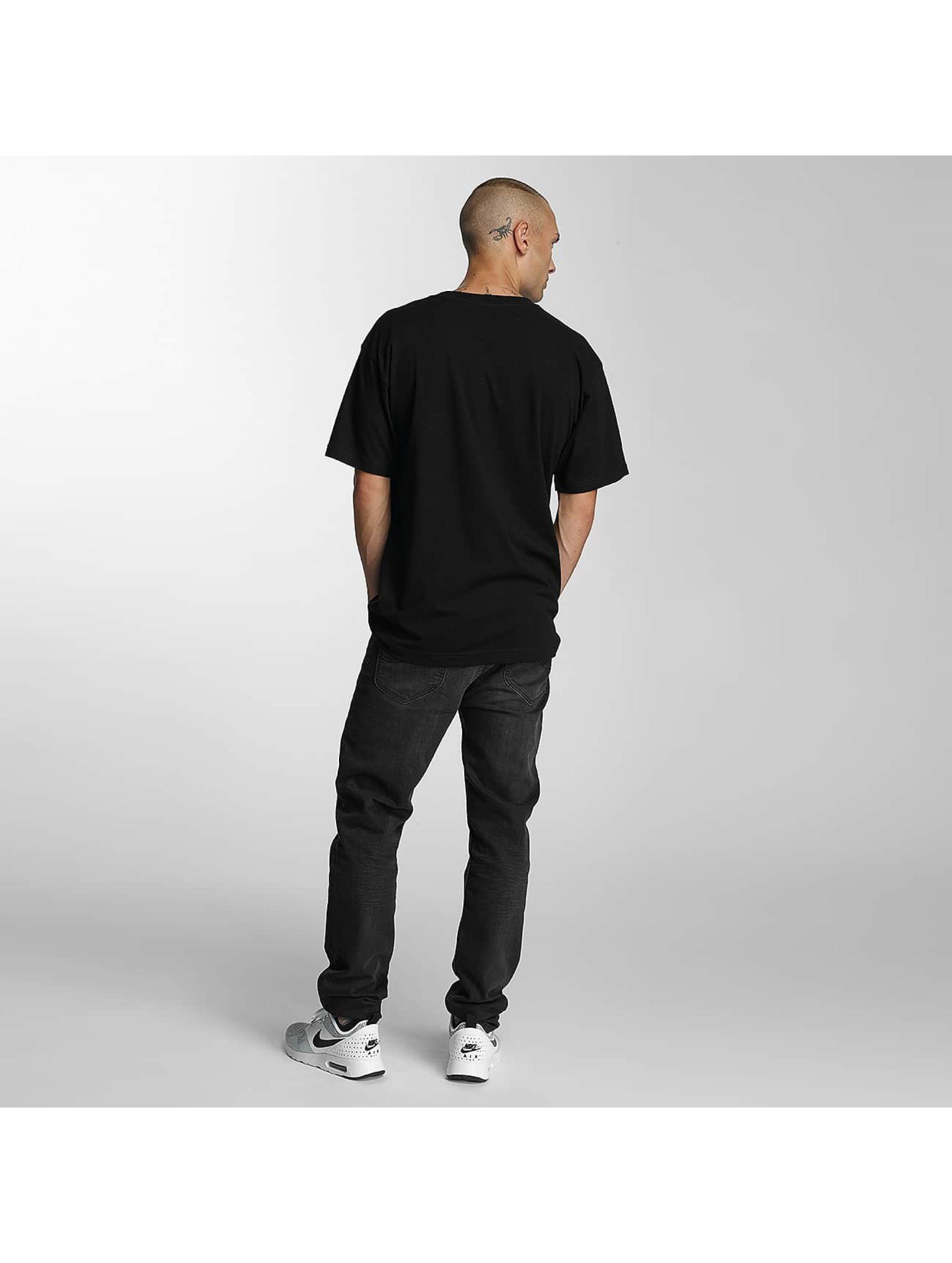 Last Kings t-shirt Wall zwart