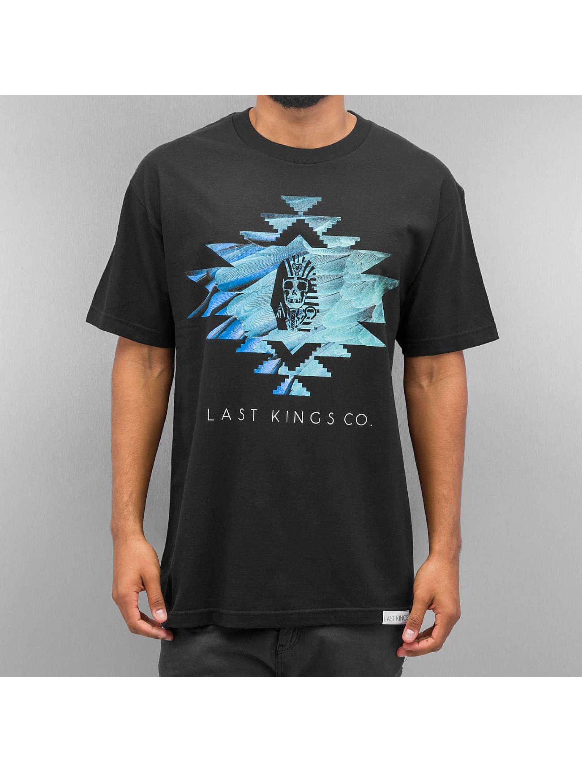 Last Kings T-Shirty King Me czarny
