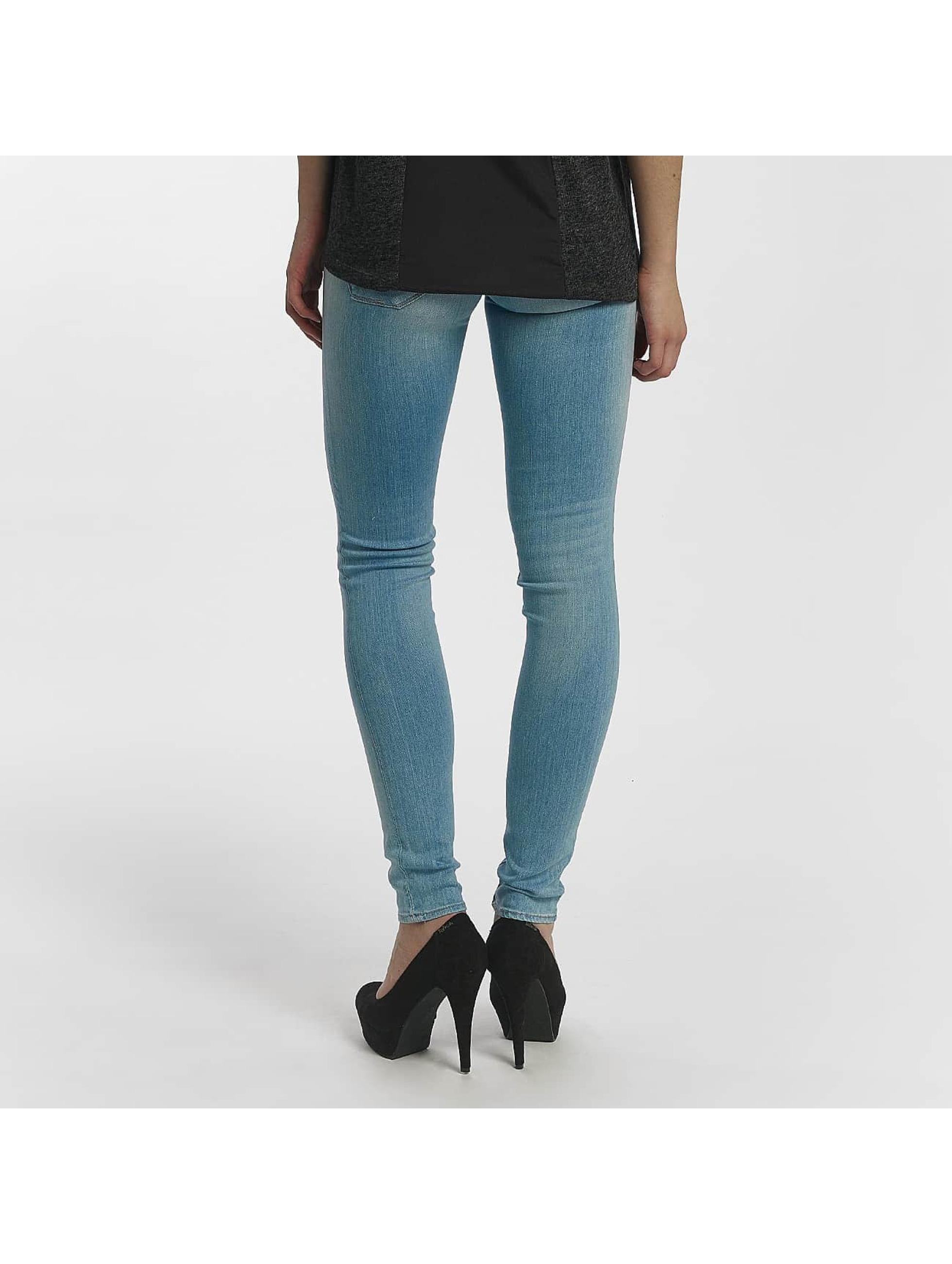 Le Temps Des Cerises Jeans ajustado Pulp azul