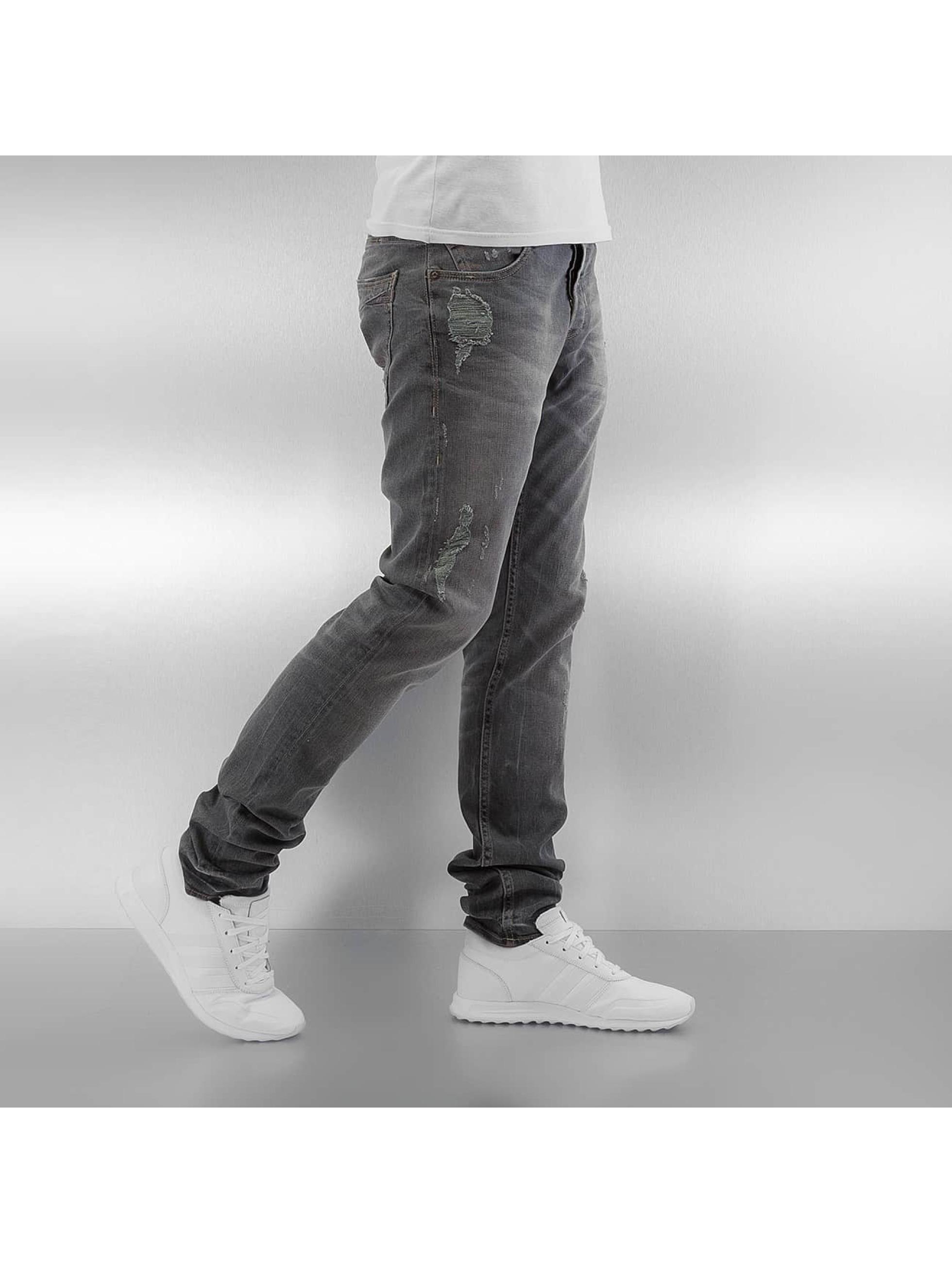 Le Temps Des Cerises Loose Fit Jeans 711 Basic grey