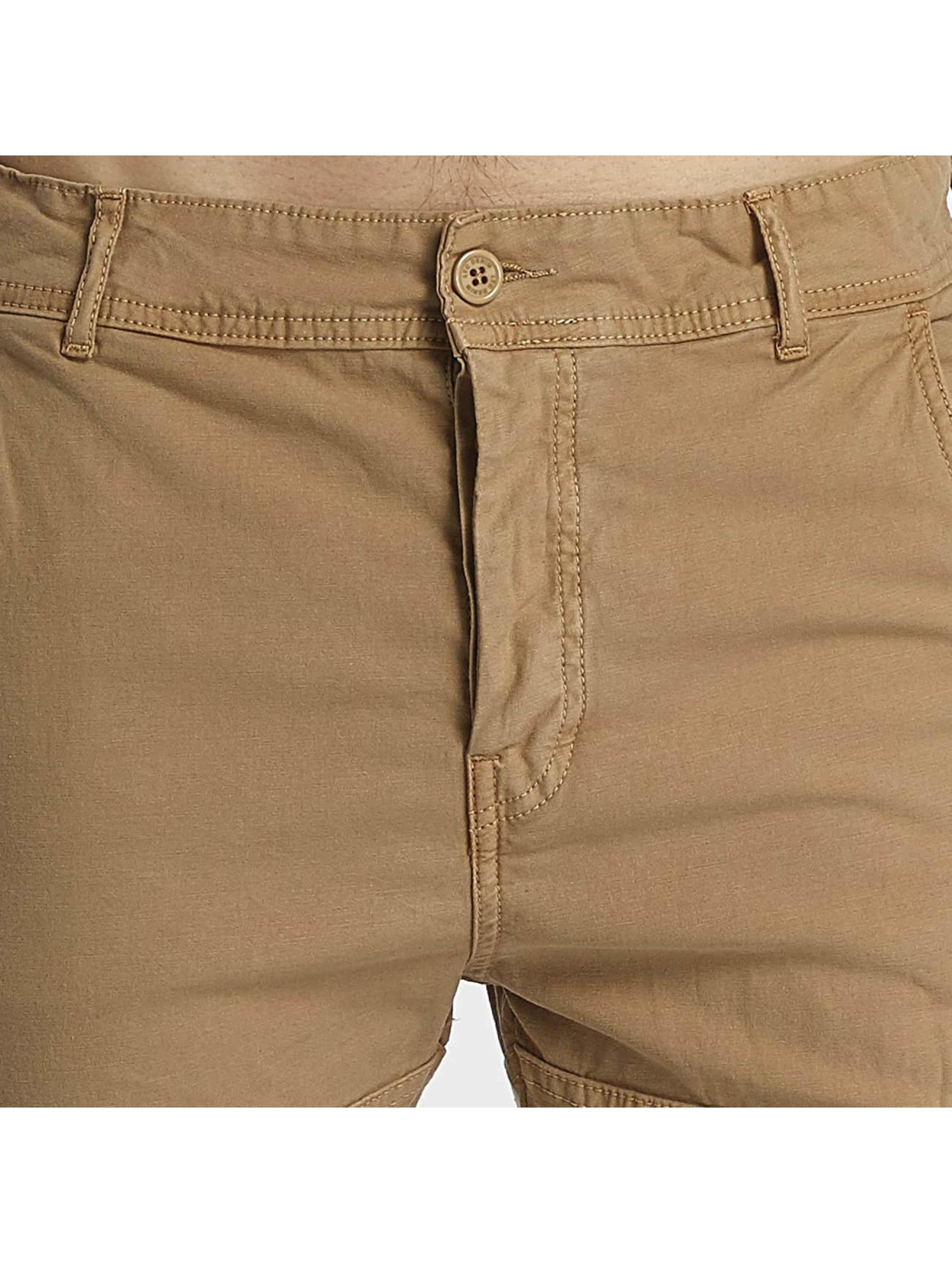 Le Temps Des Cerises Pantalon chino Jack beige