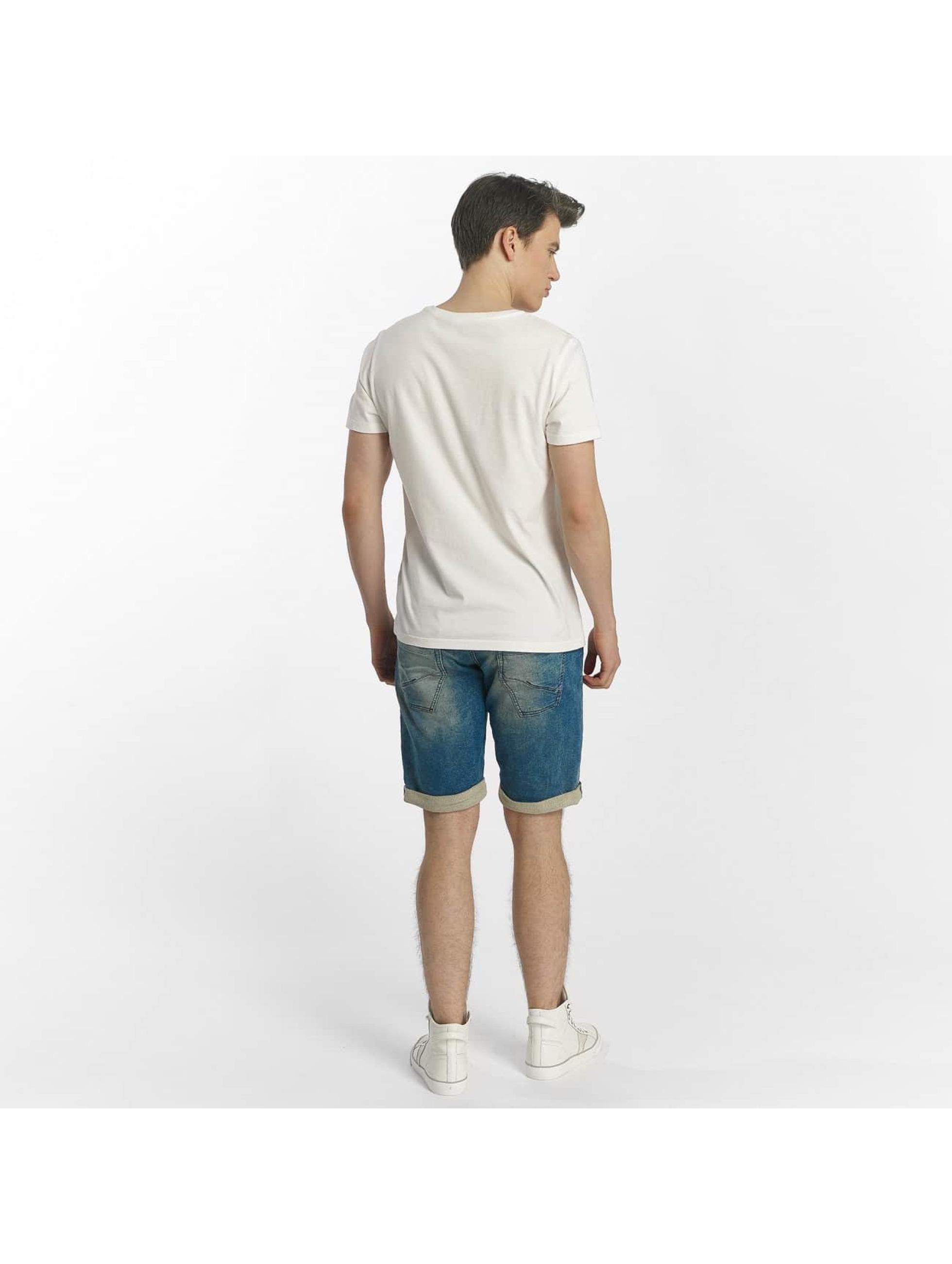 Le Temps Des Cerises Shorts Jogg blå