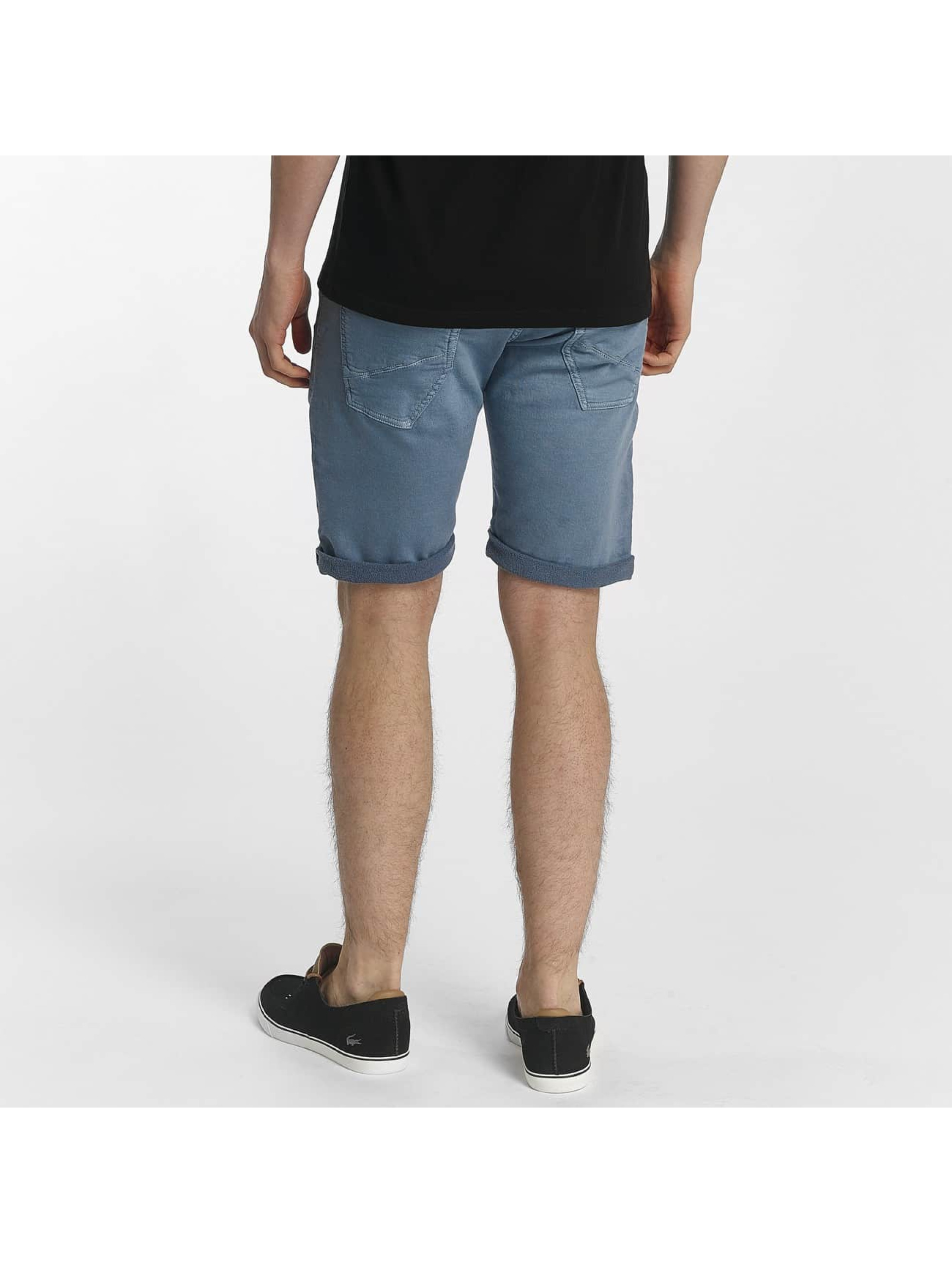 Le Temps Des Cerises Shorts Jogg blau