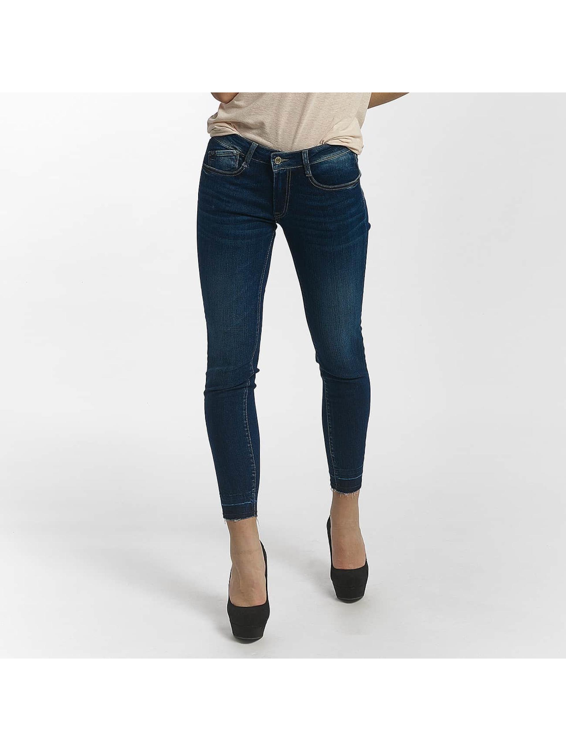 Le Temps Des Cerises Skinny Jeans Power blau