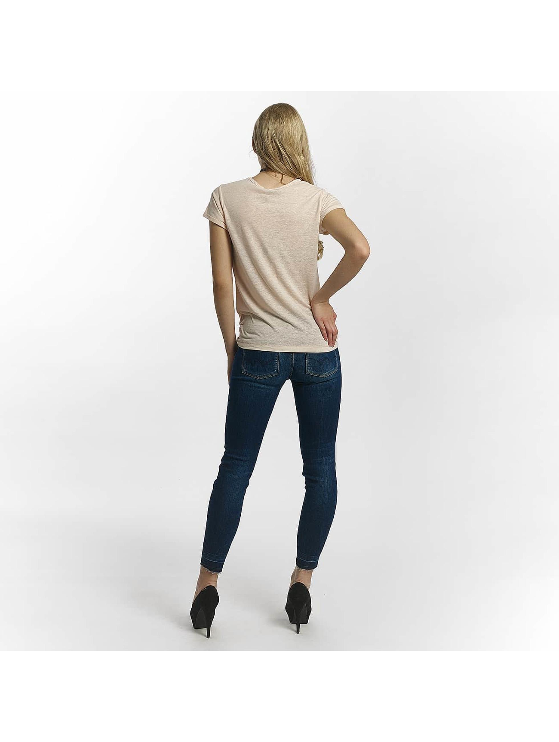 Le Temps Des Cerises Skinny Jeans Power niebieski