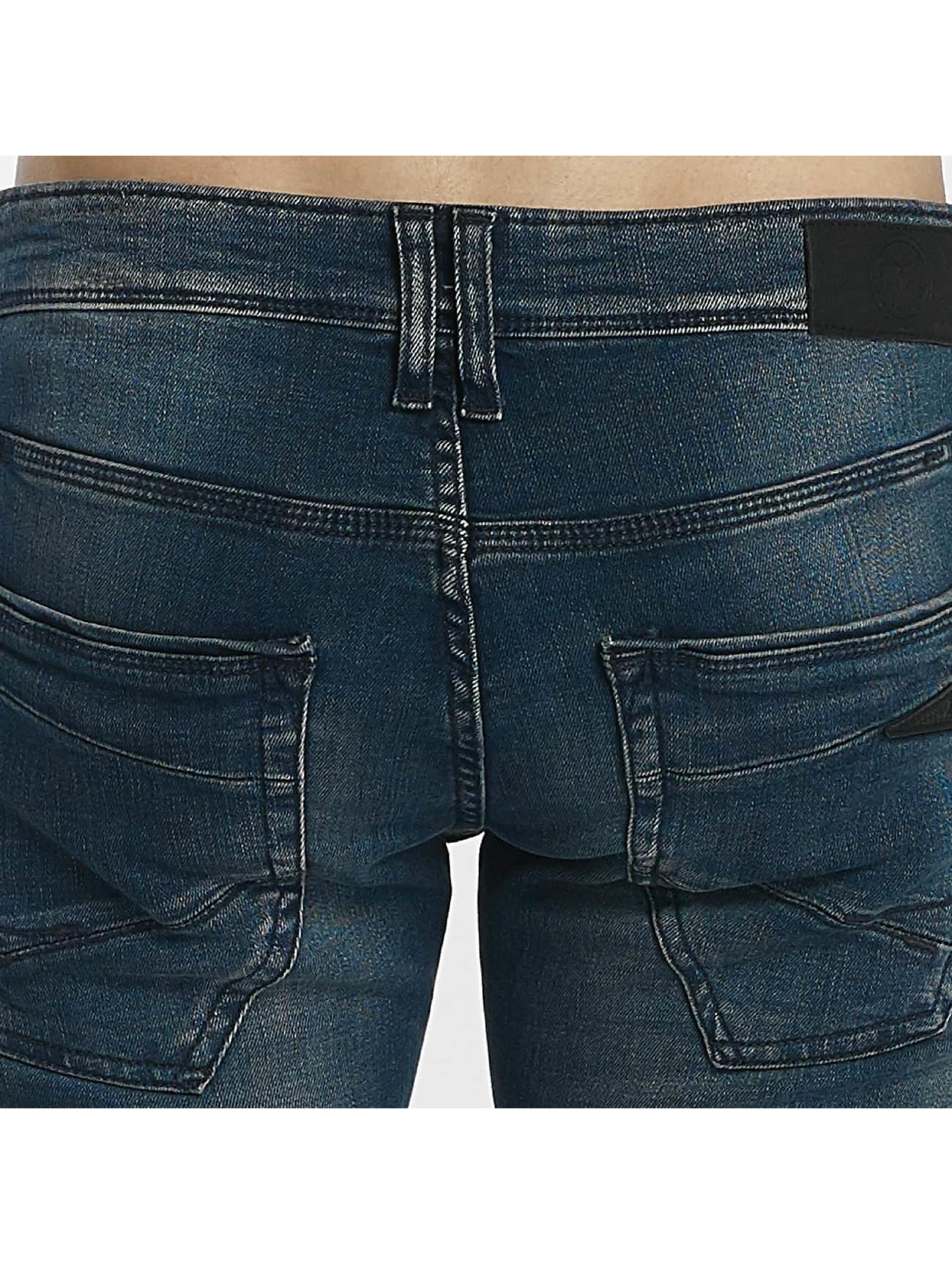 Le Temps Des Cerises Slim Fit Jeans 700/11 Basic èierna