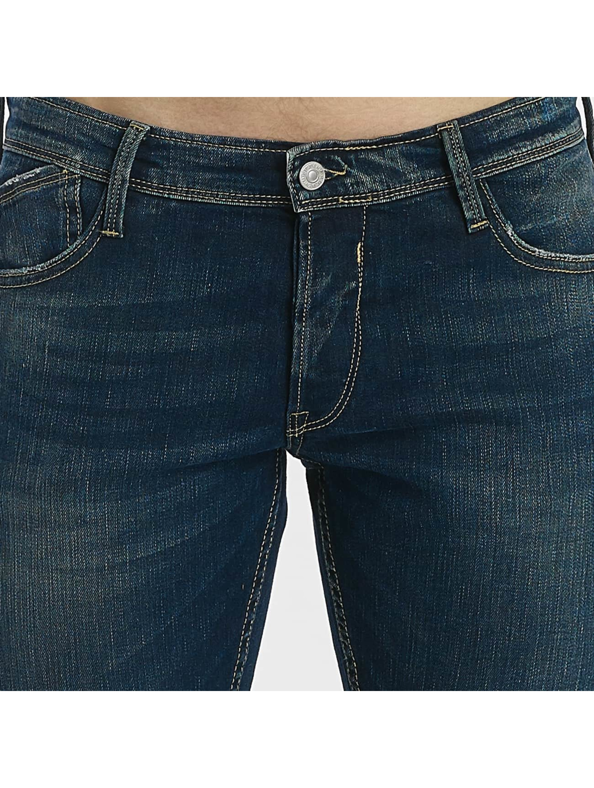 Le Temps Des Cerises Slim Fit Jeans 700/11 Basic blue