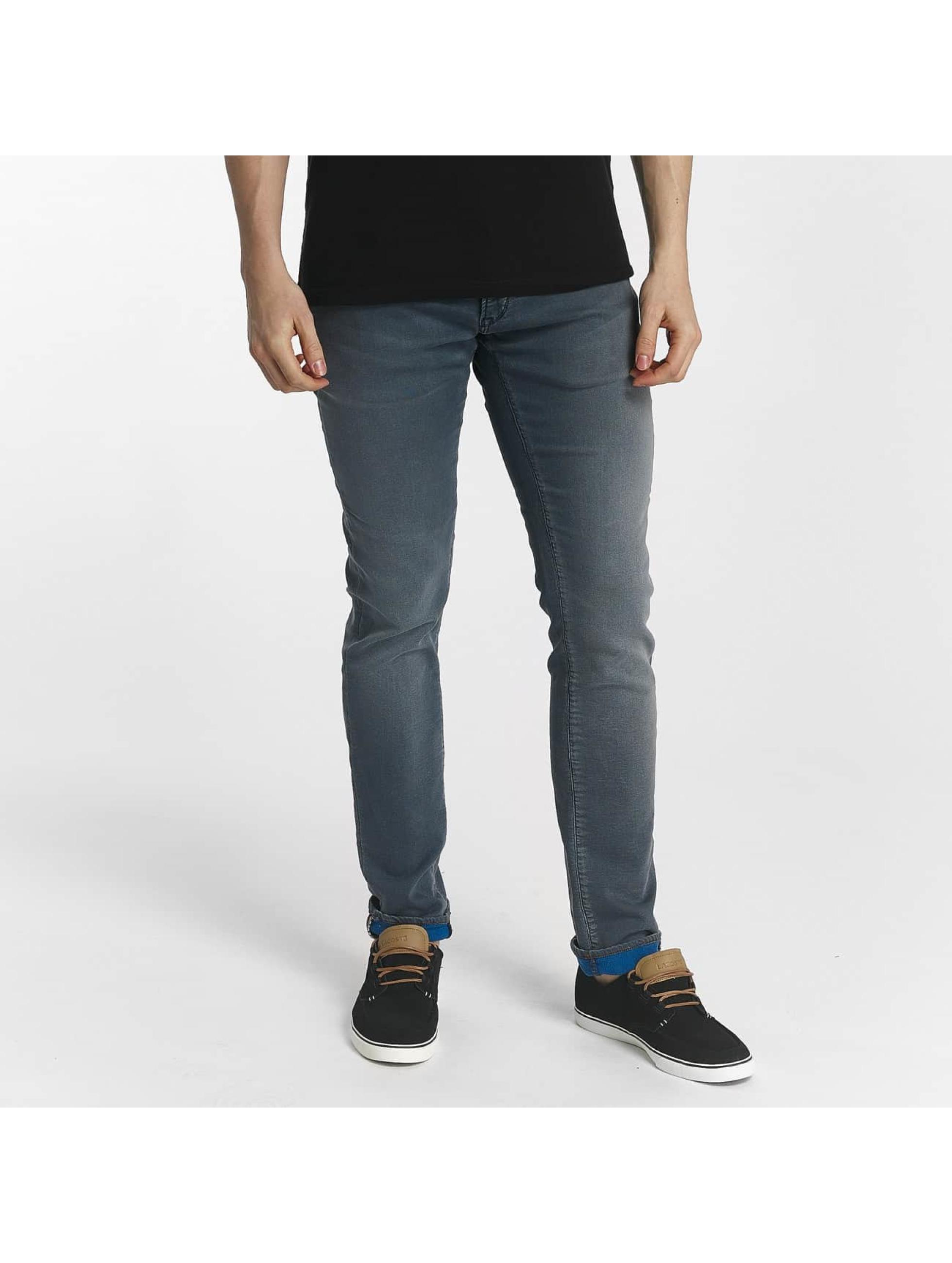 Le Temps Des Cerises Slim Fit Jeans 700/11 Jogg grå