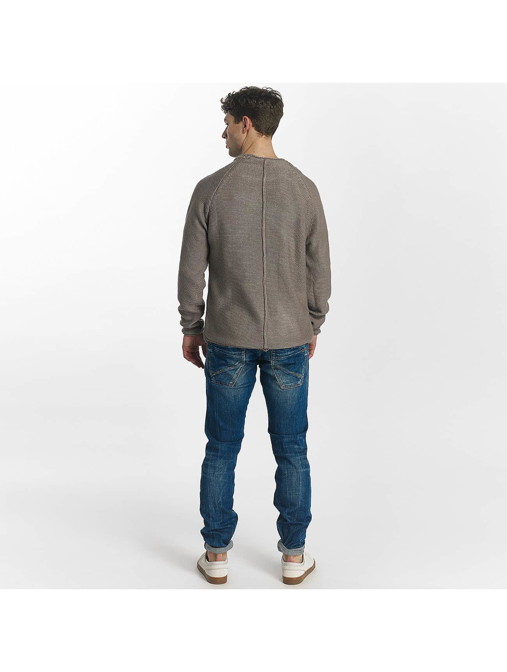 Le Temps Des Cerises Straight Fit Jeans 700/13 blau