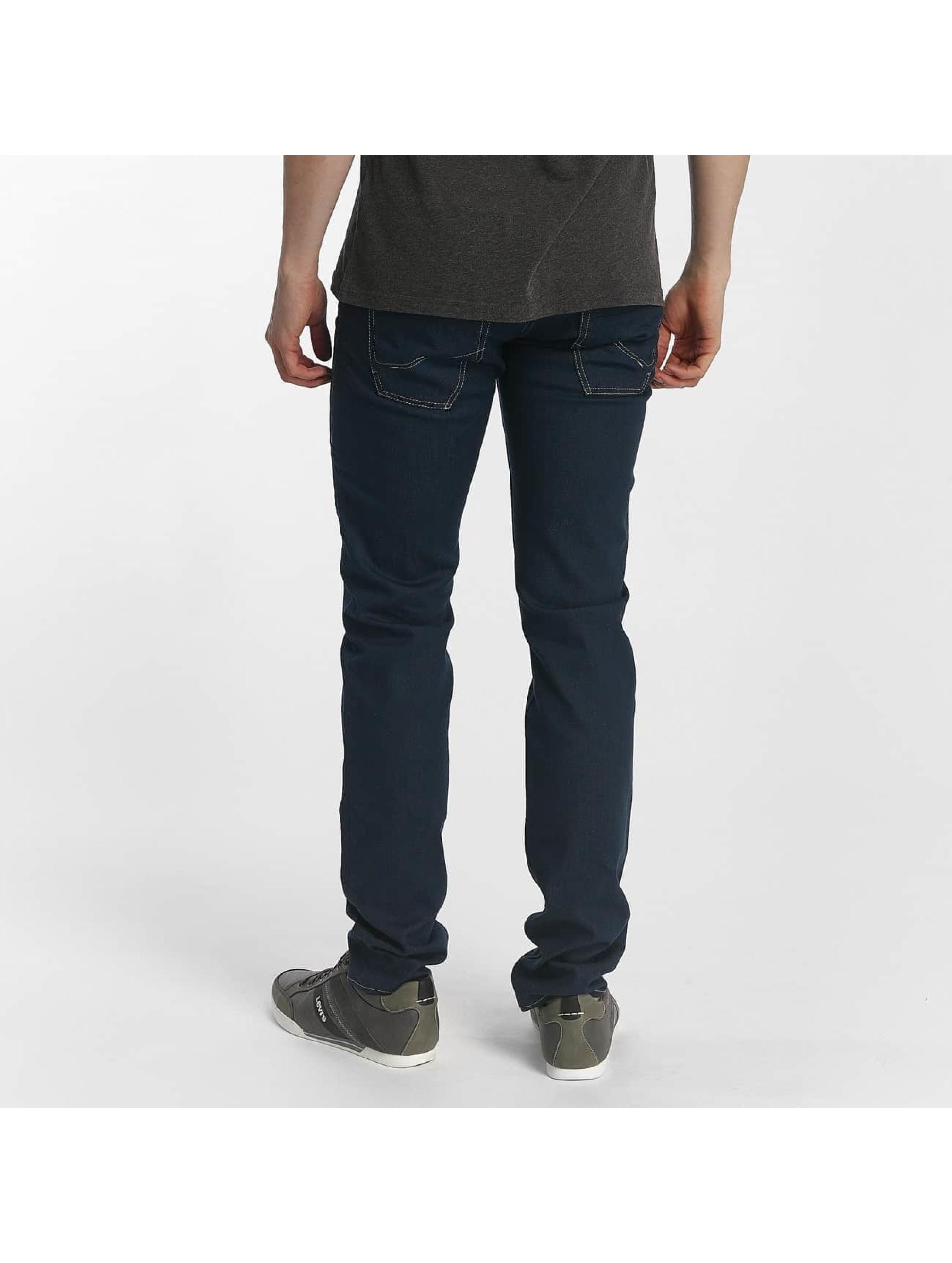Le Temps Des Cerises Straight fit jeans 700/11 Recycled blauw