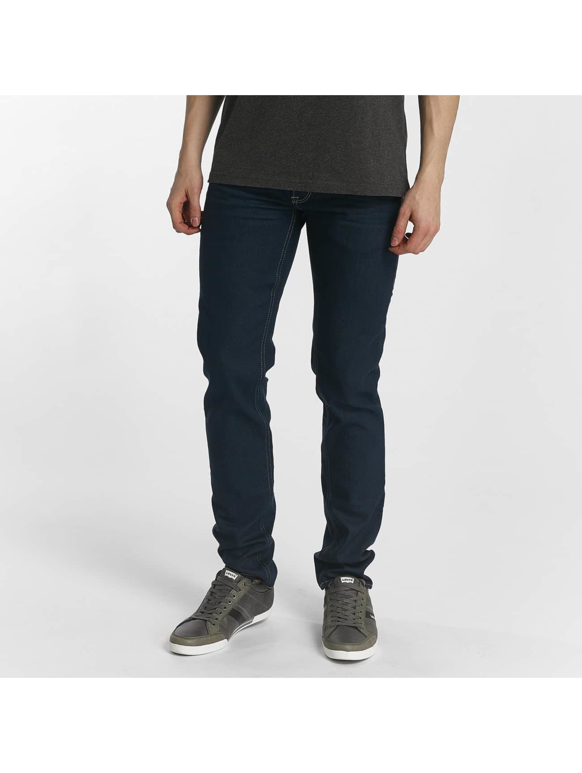Le Temps Des Cerises Straight Fit Jeans 700/11 Recycled blue