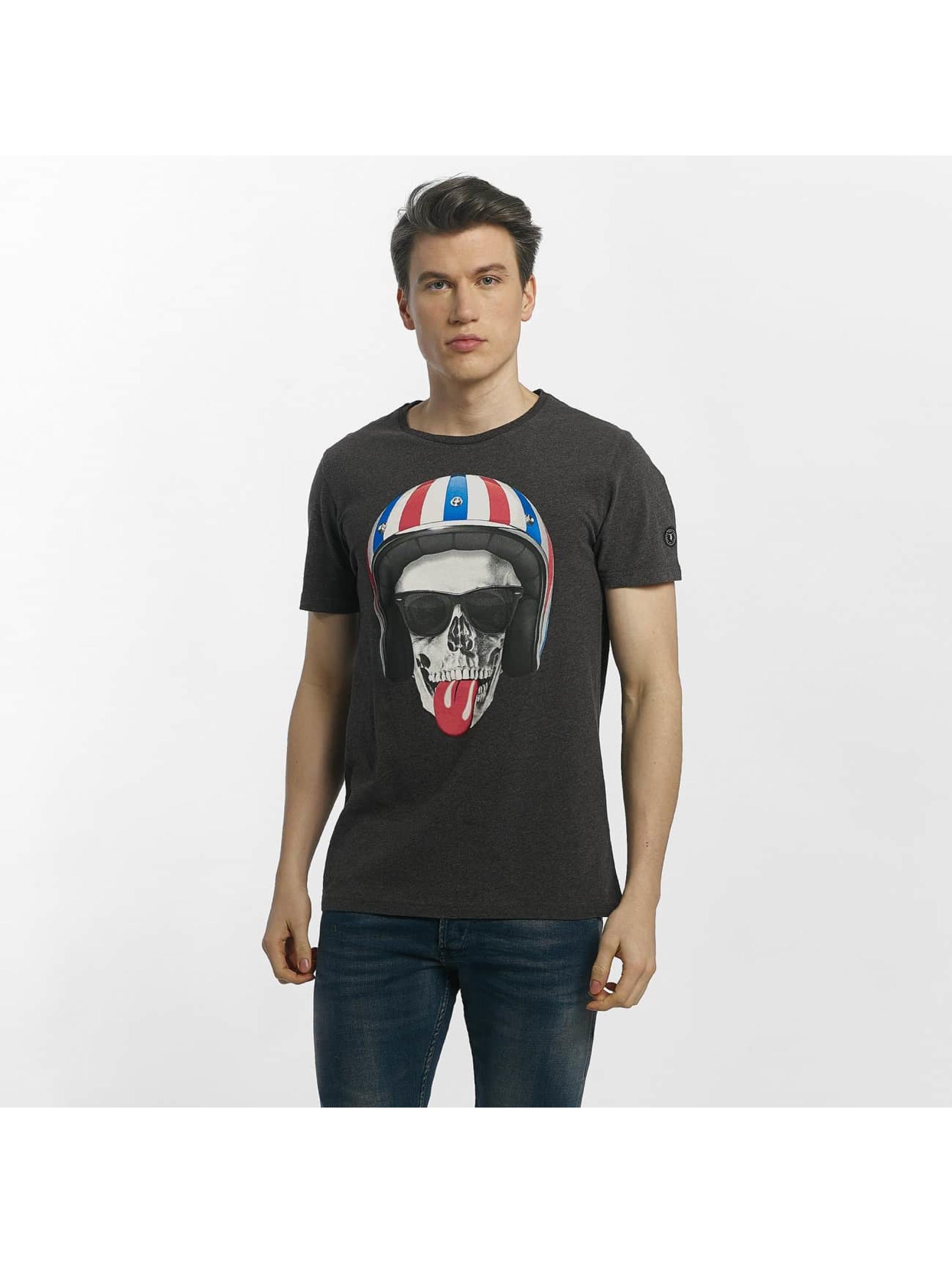 Le Temps Des Cerises T-skjorter Allin grå