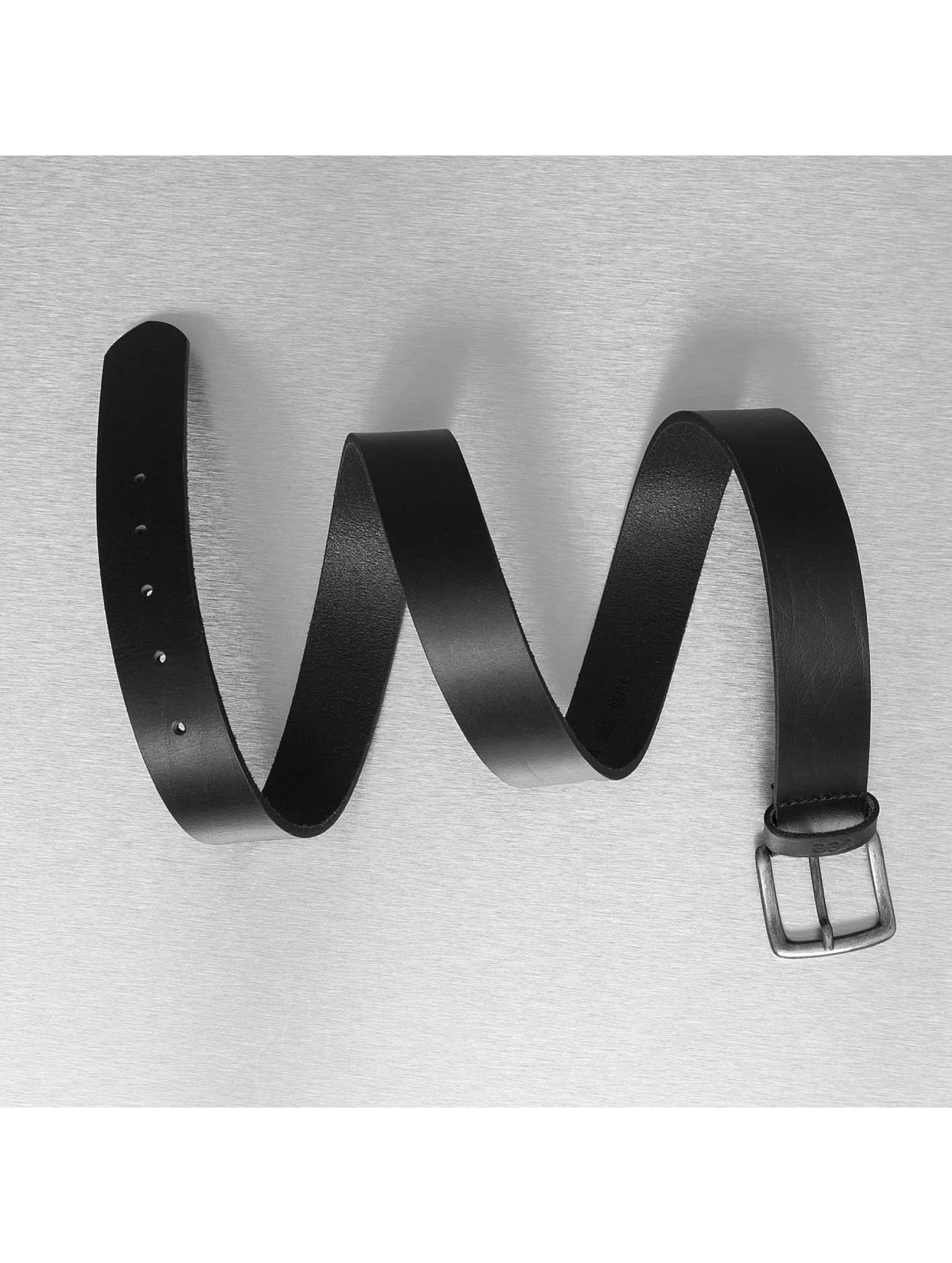 Lee Belt Grained black