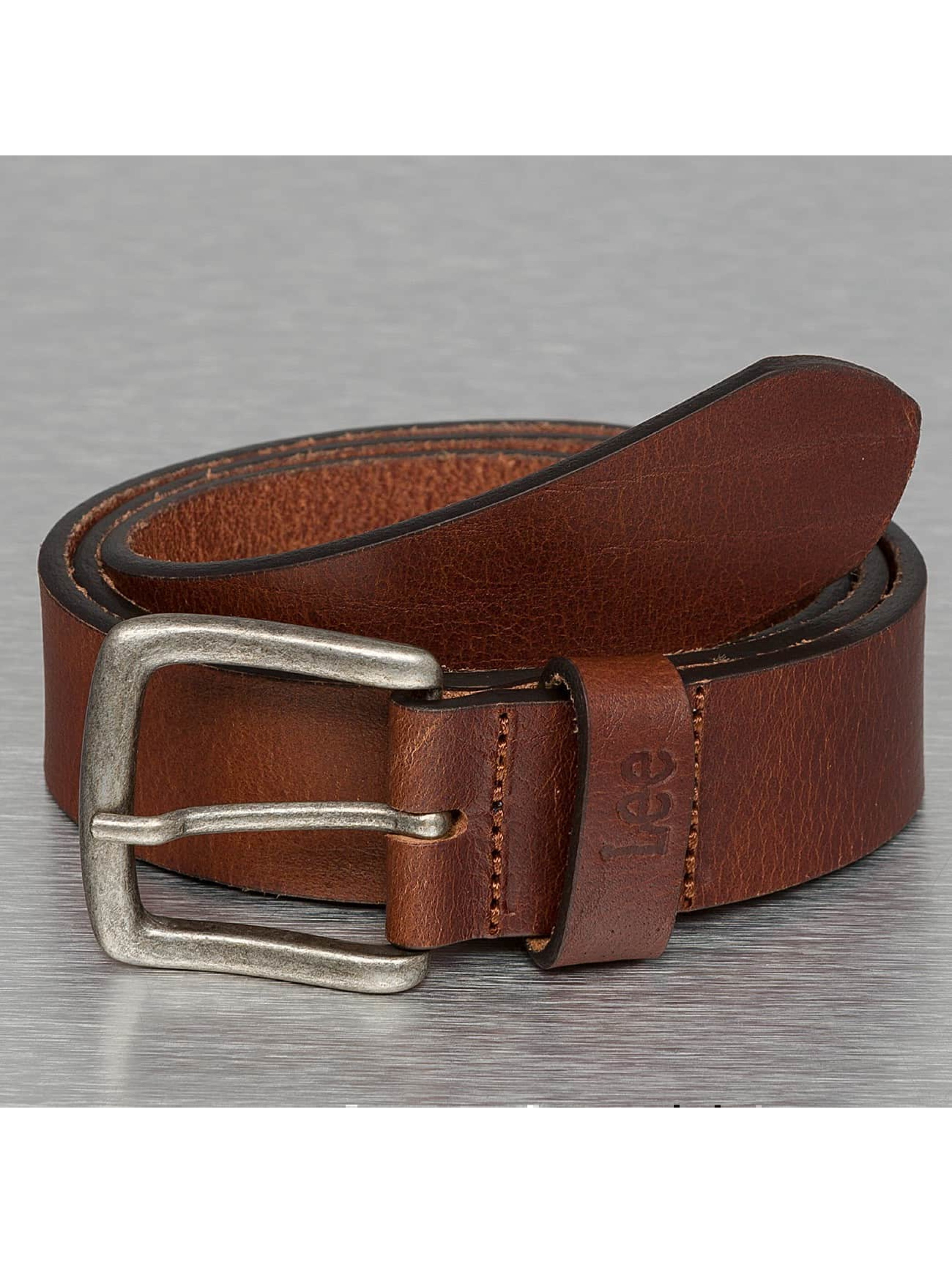Lee Belt Grained brown