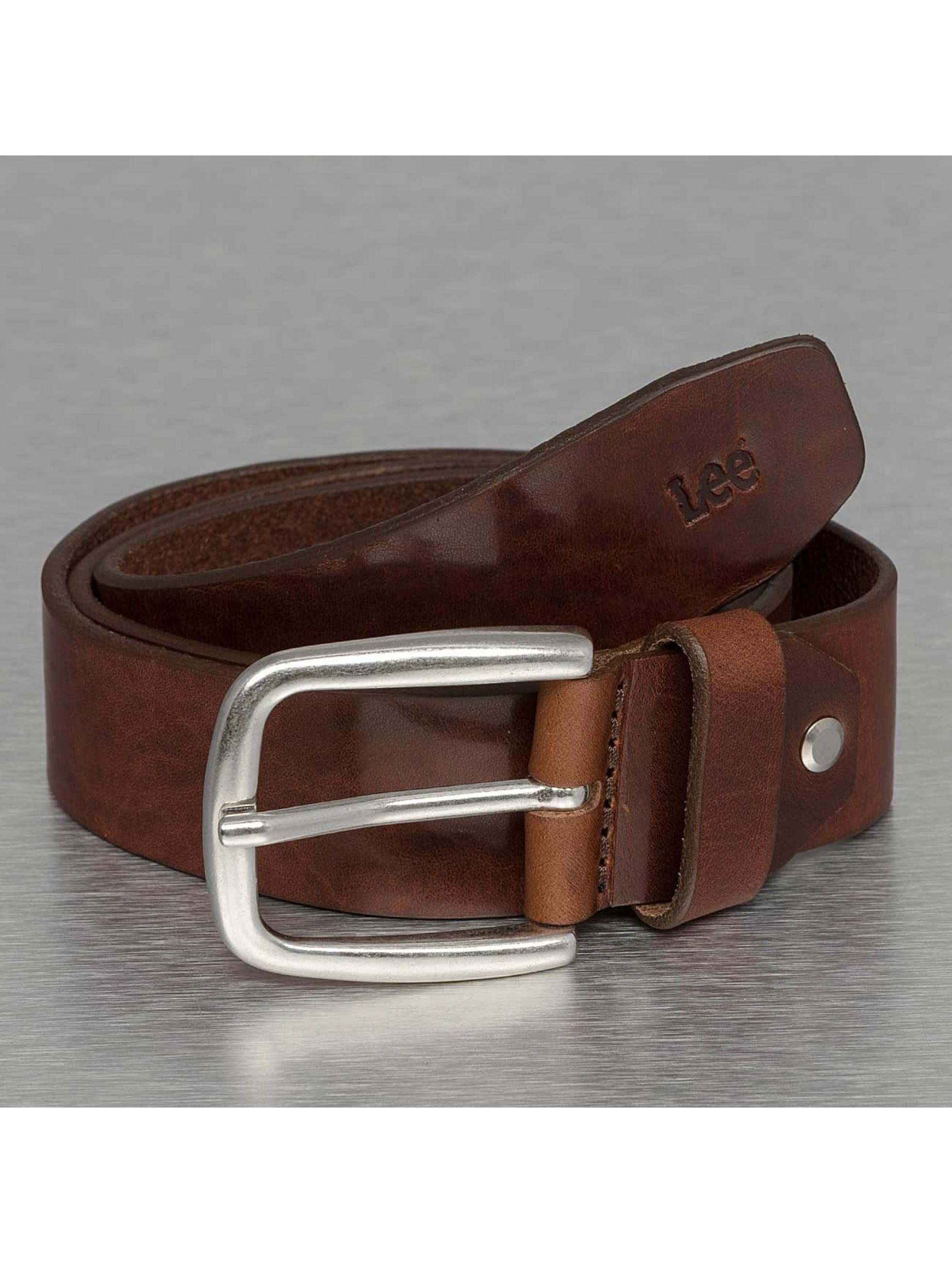 Lee Belt Basic brown