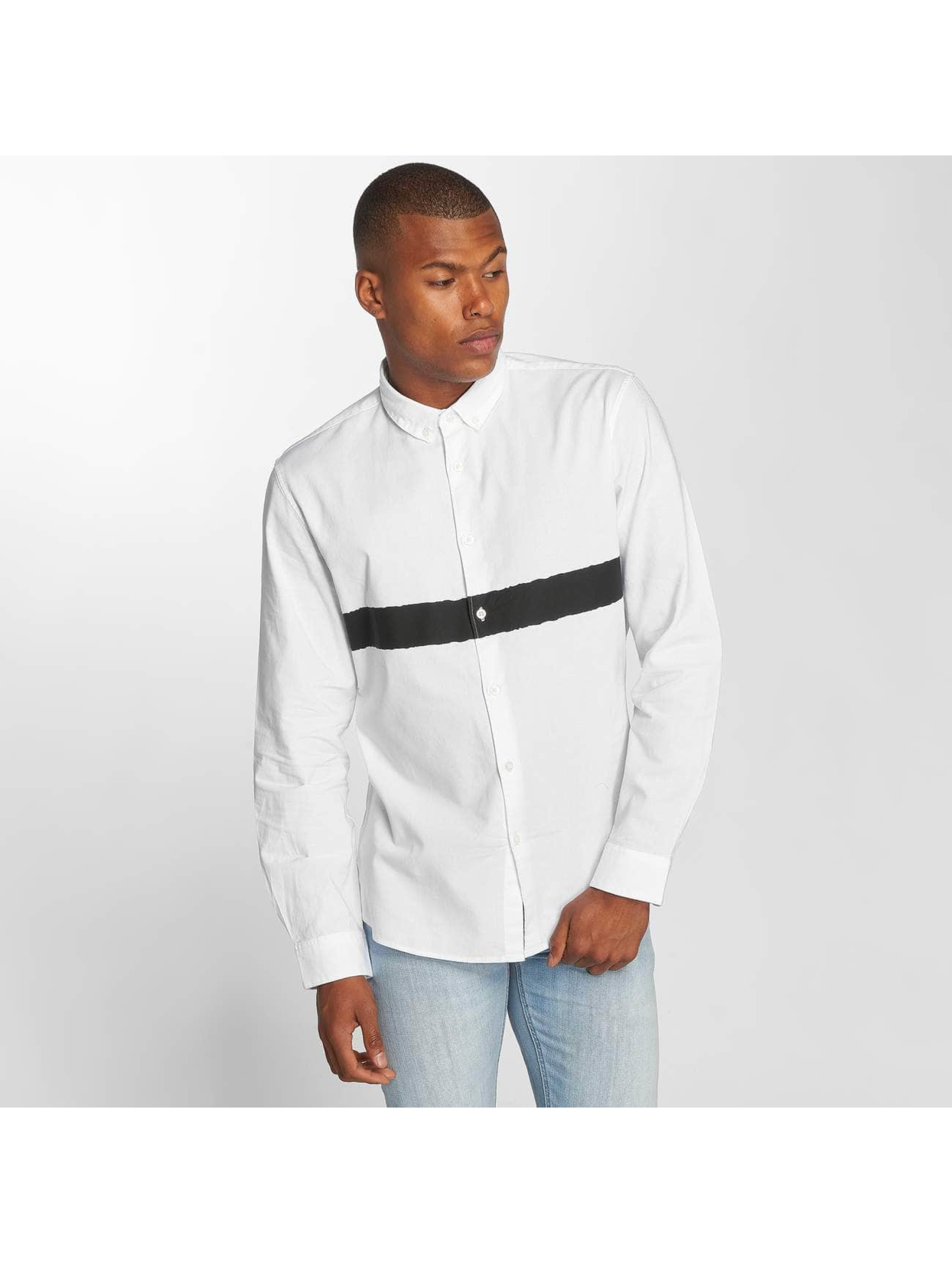 Lee Chemise Slim Button Down blanc
