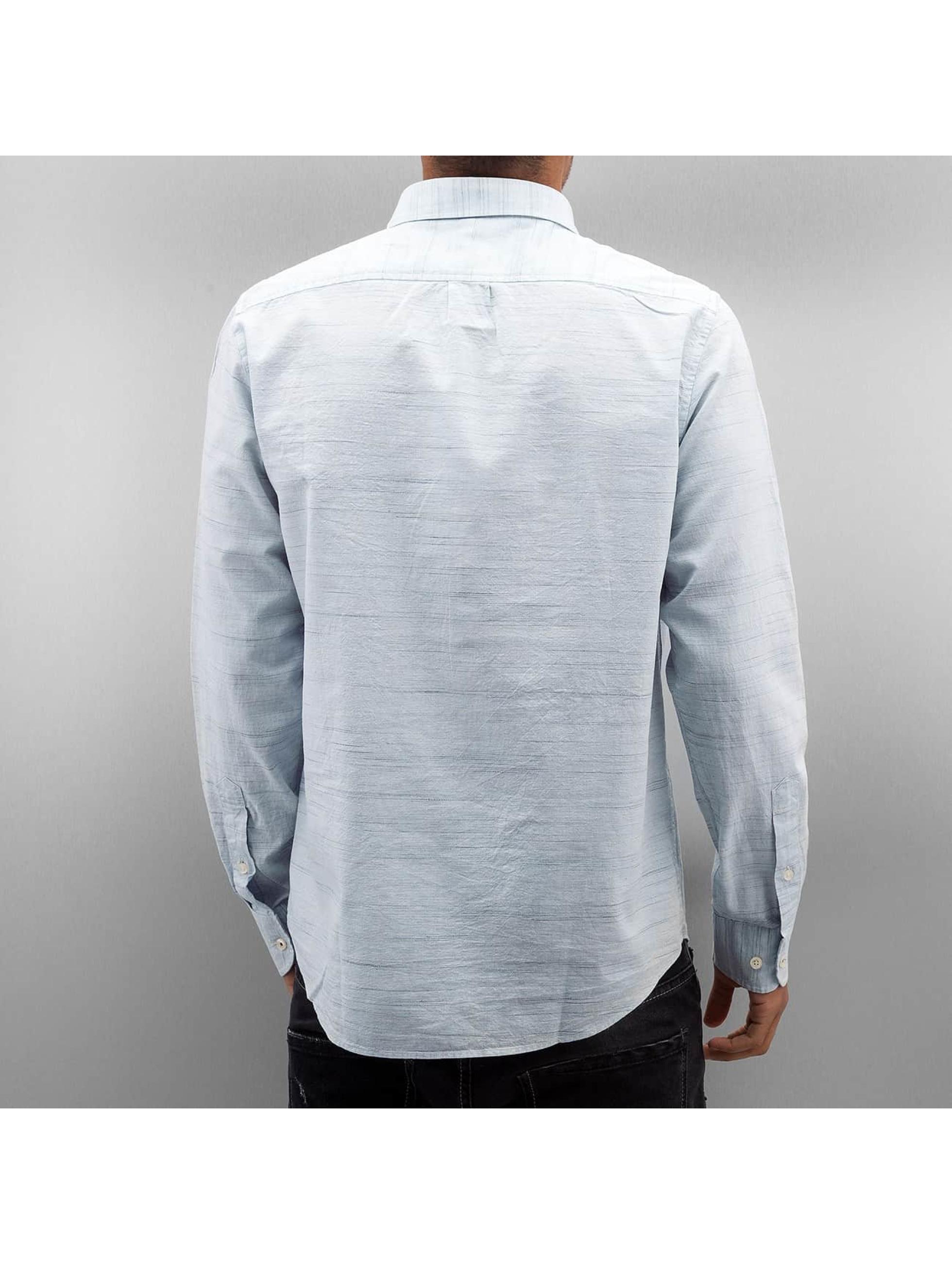 Lee Košele Button Down modrá