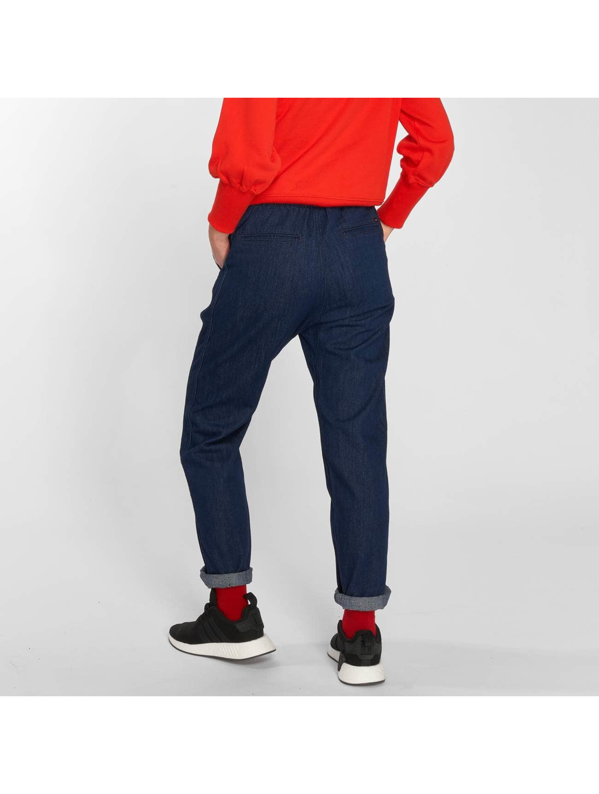 Lee Pantalon chino Track bleu