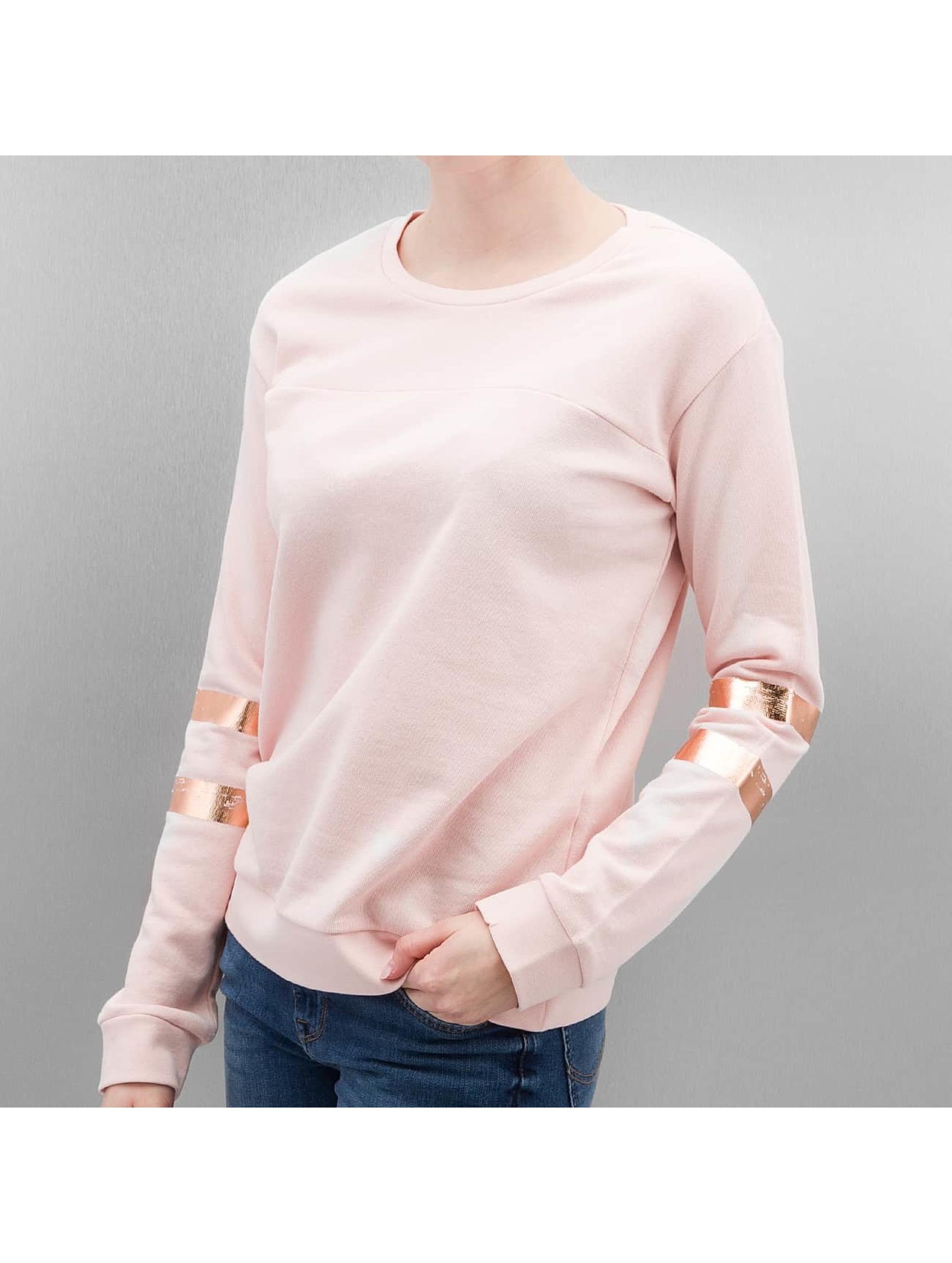 Lee Pullover Foil rosa