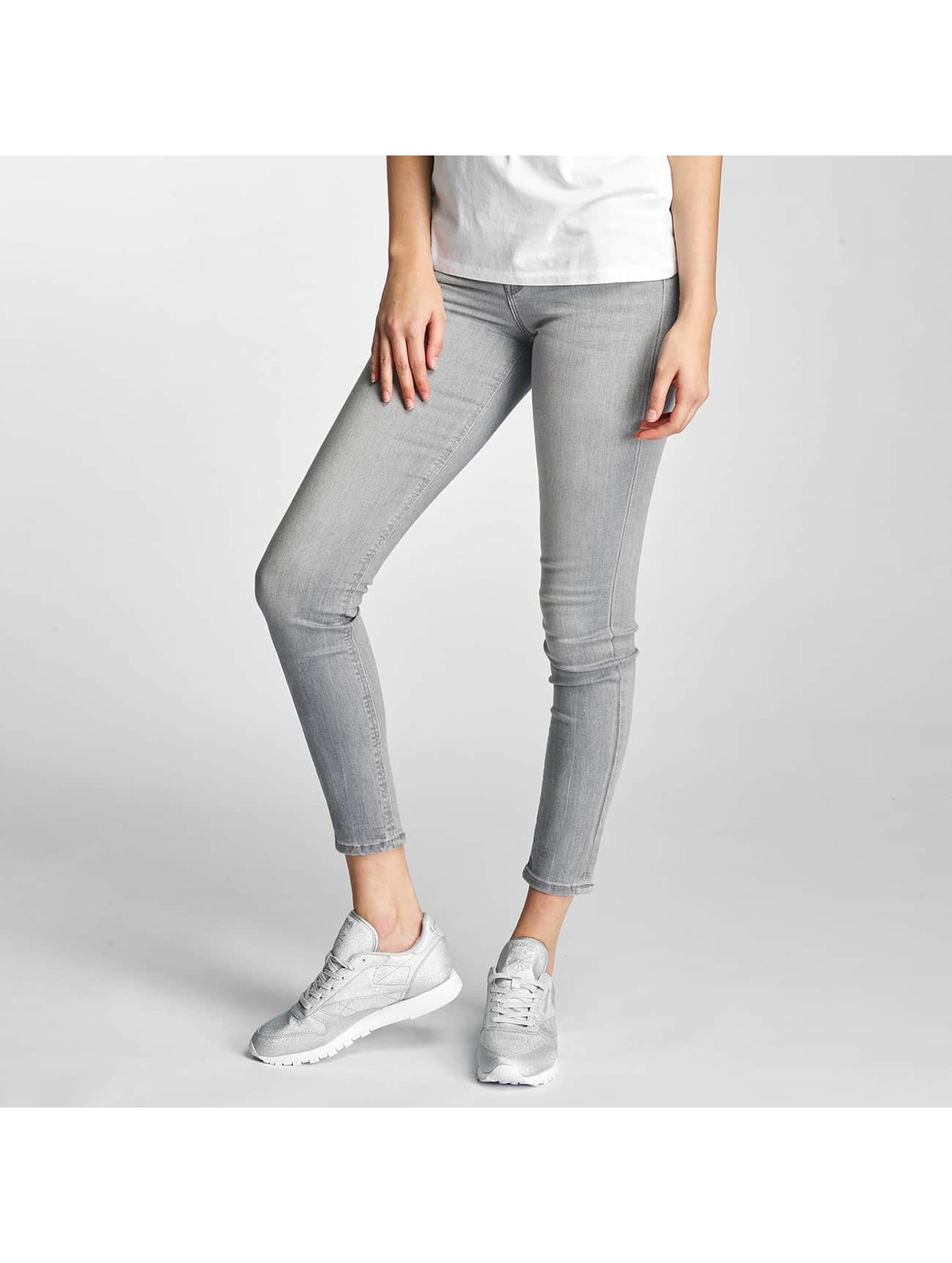 Lee Skinny jeans Scarlett grijs