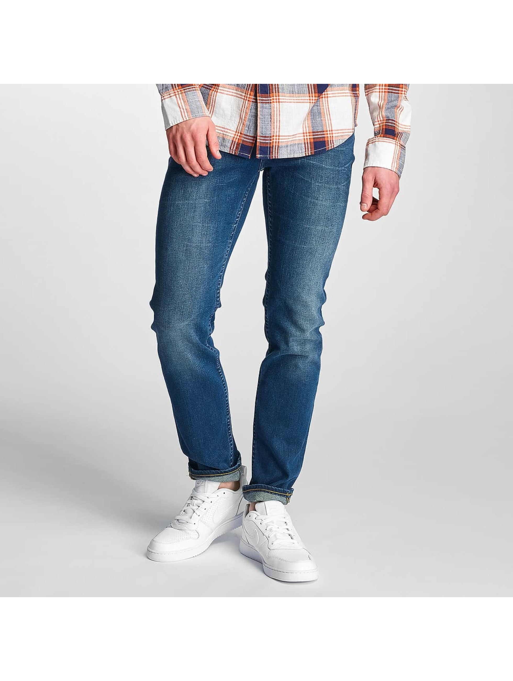 Lee Slim Fit Jeans Rider Regular Waist blå
