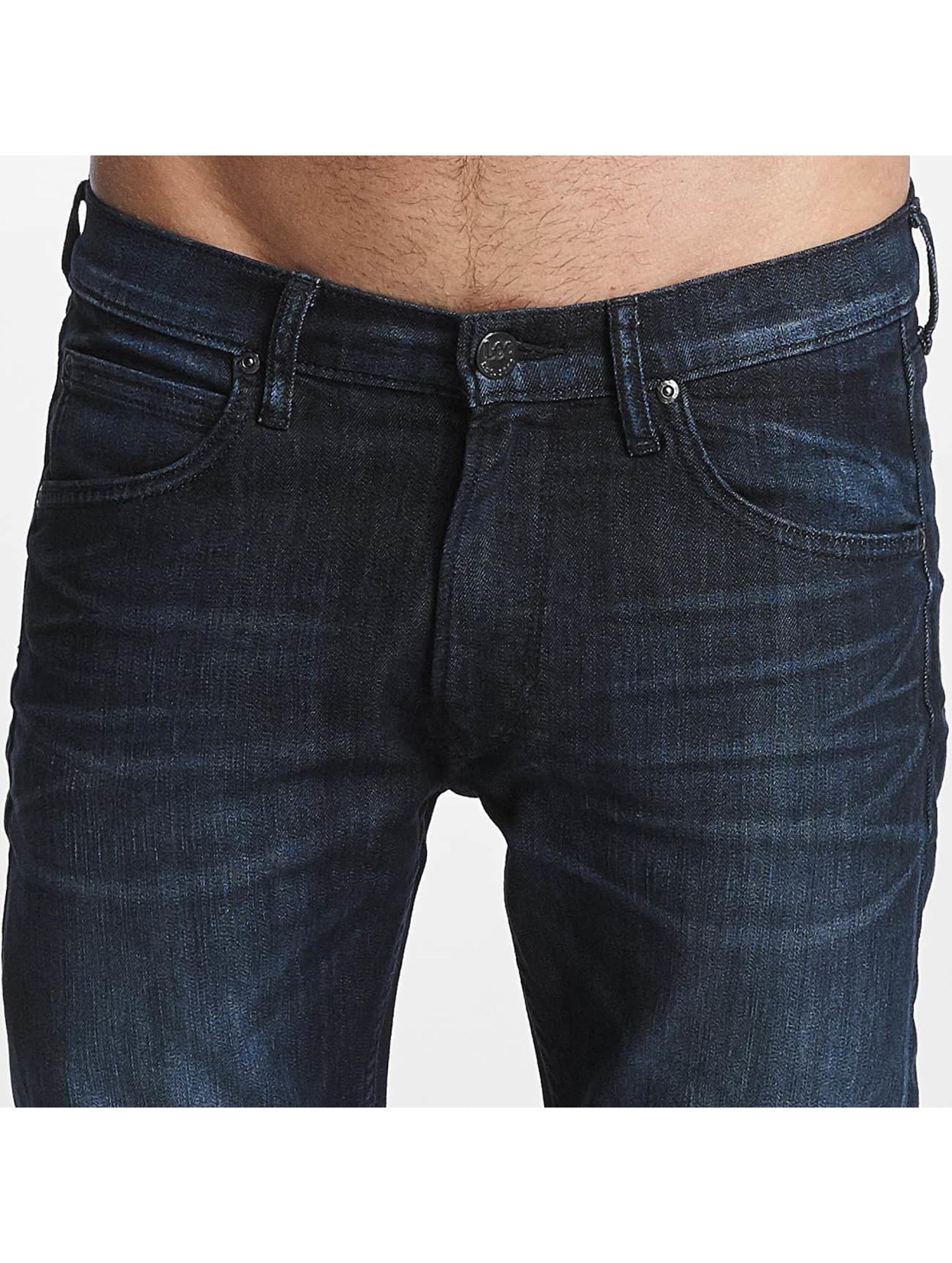 Lee Slim Fit Jeans Luke modrá