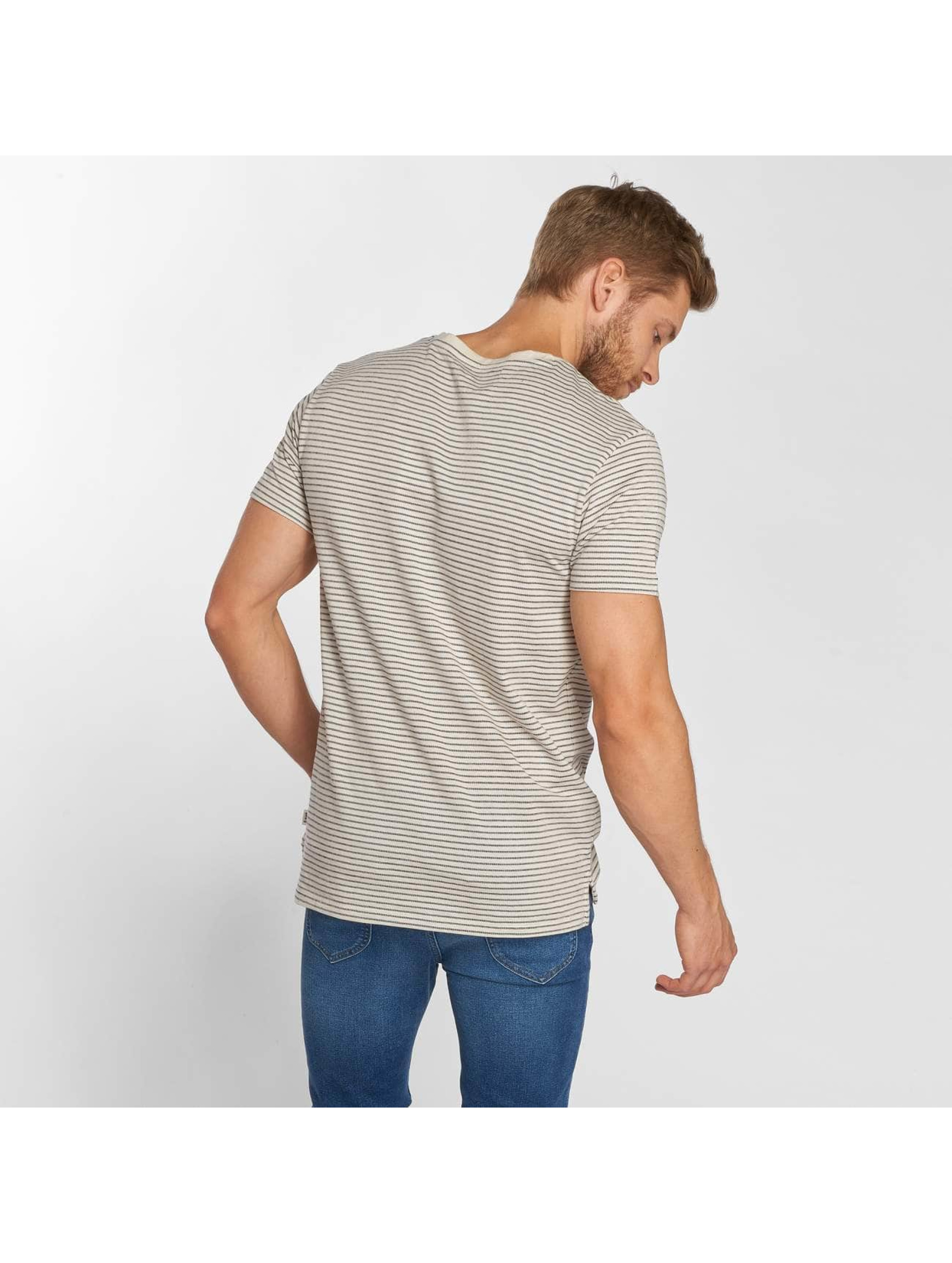 Lee T-Shirt Stripe beige